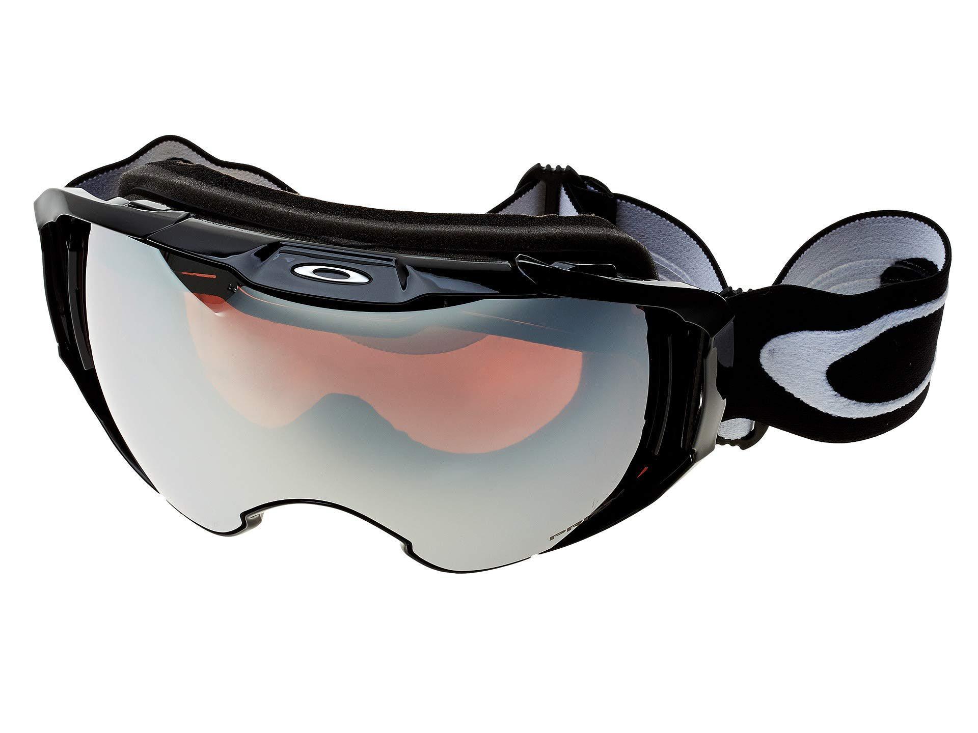 a1cfac49ebd Oakley. Men s Airbrake Xl - Large (jet Black prizm Black prizm Rose) Goggles