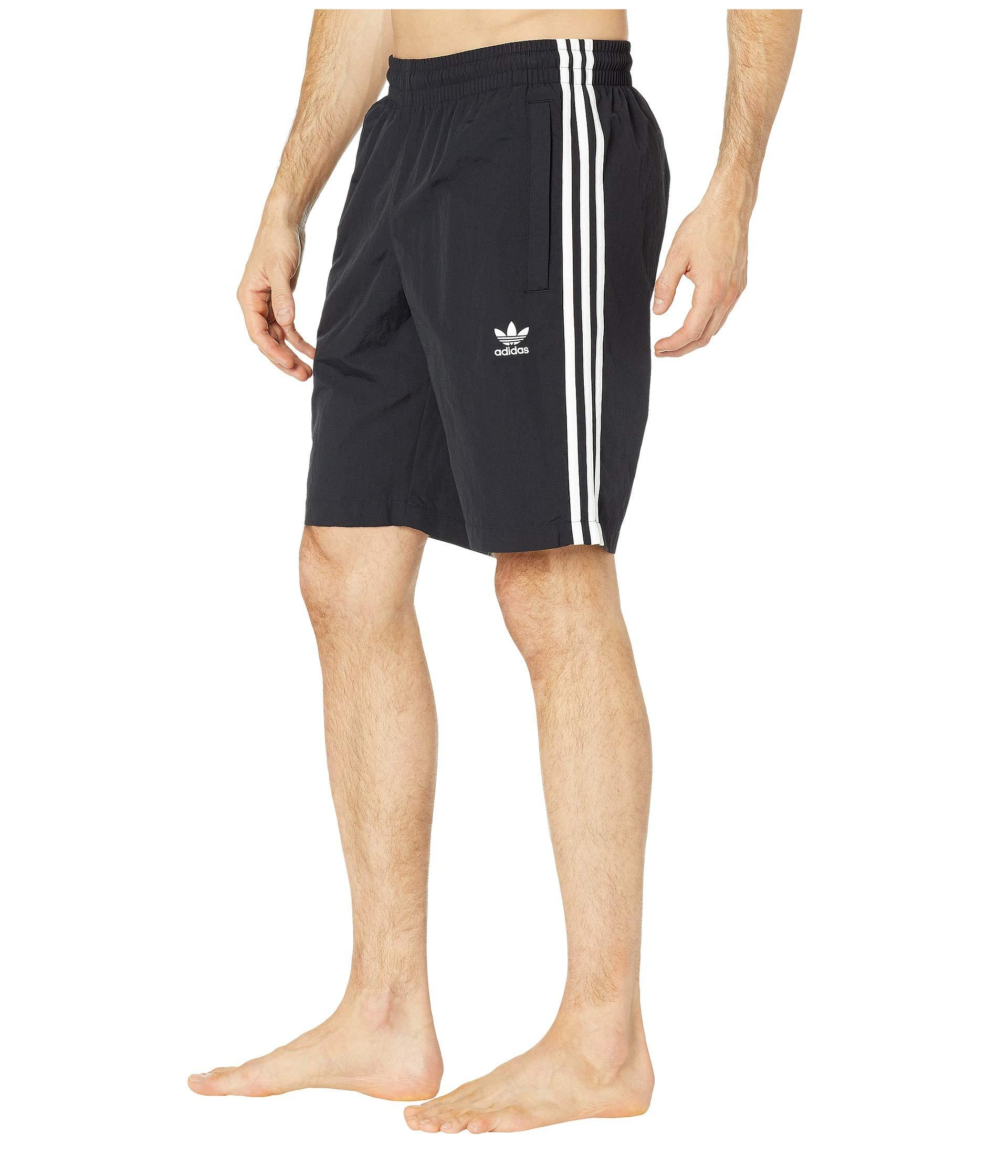 Shortspower Y6gybf7 3 Stripes Originals Redmen's Lyst Swim Adidas wOZn08kNXP