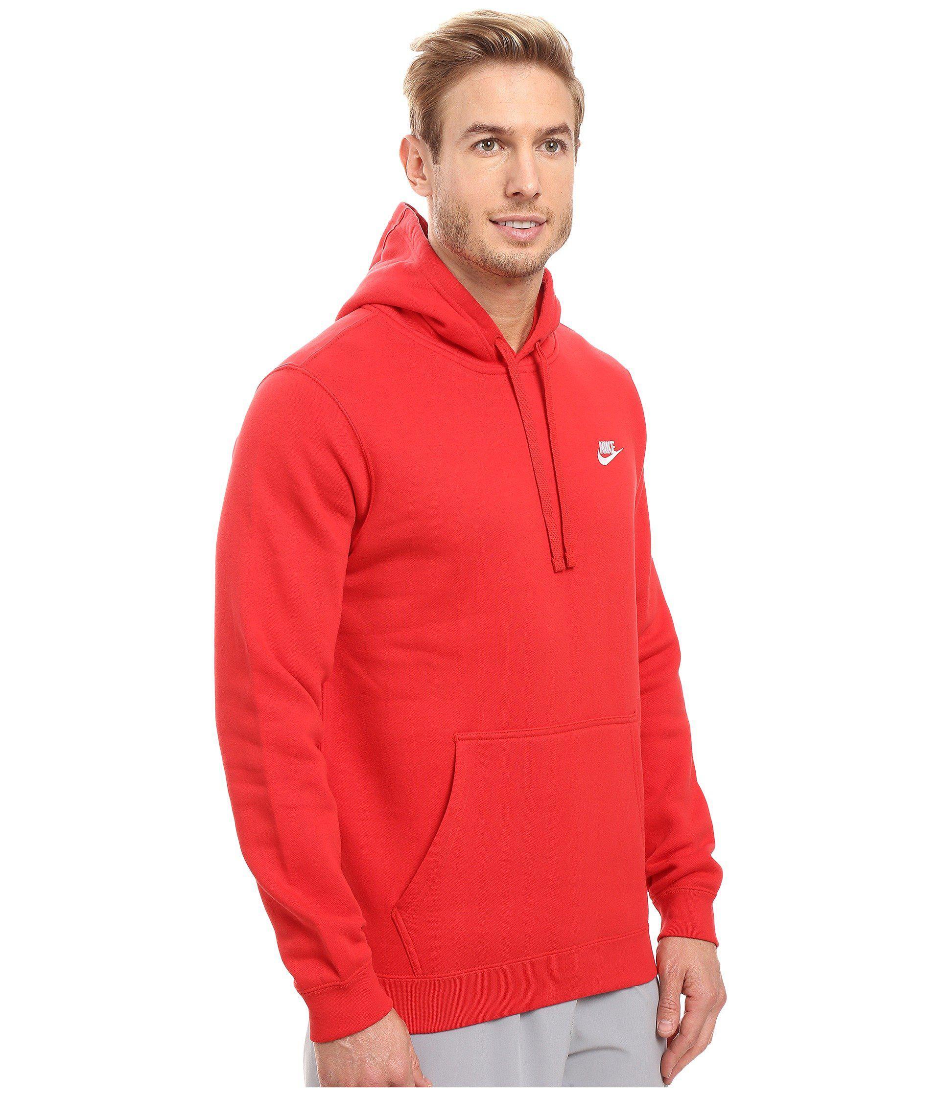 1668bc7c215 Club Fleece Pullover Nike Men s Hoodie Lyst blackblackwhite vz5TSwW