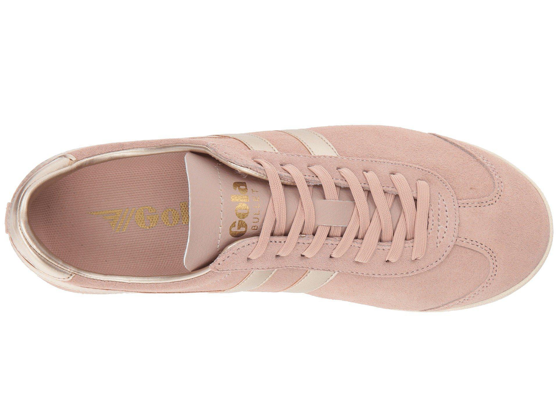 618621d17c6 Gola - Pink Bullet Pearl (windchime) Women s Shoes - Lyst. View fullscreen