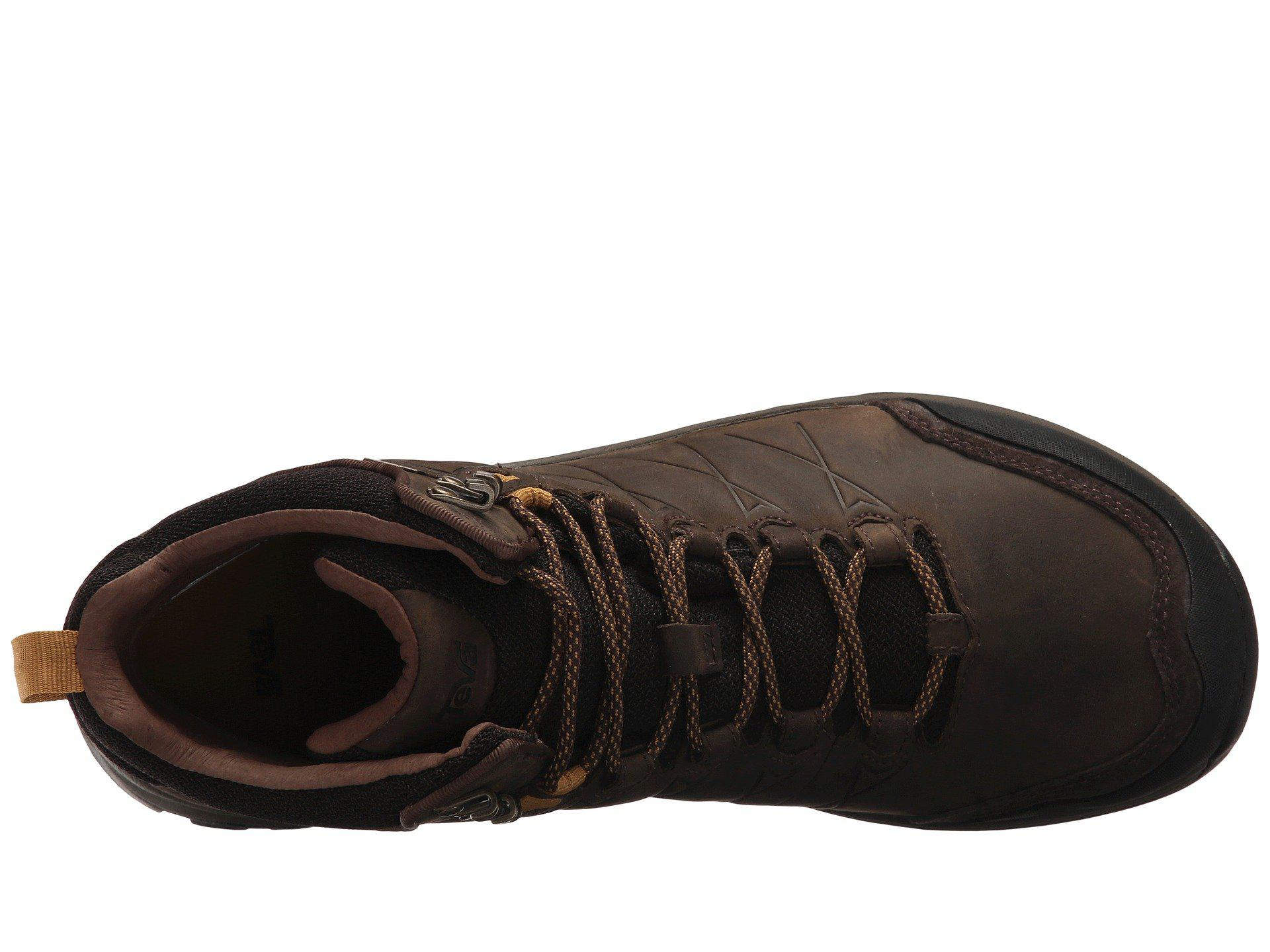 cd266e253 ... Arrowood Riva Mid Wp (black) Men s Shoes for Men - Lyst. View fullscreen