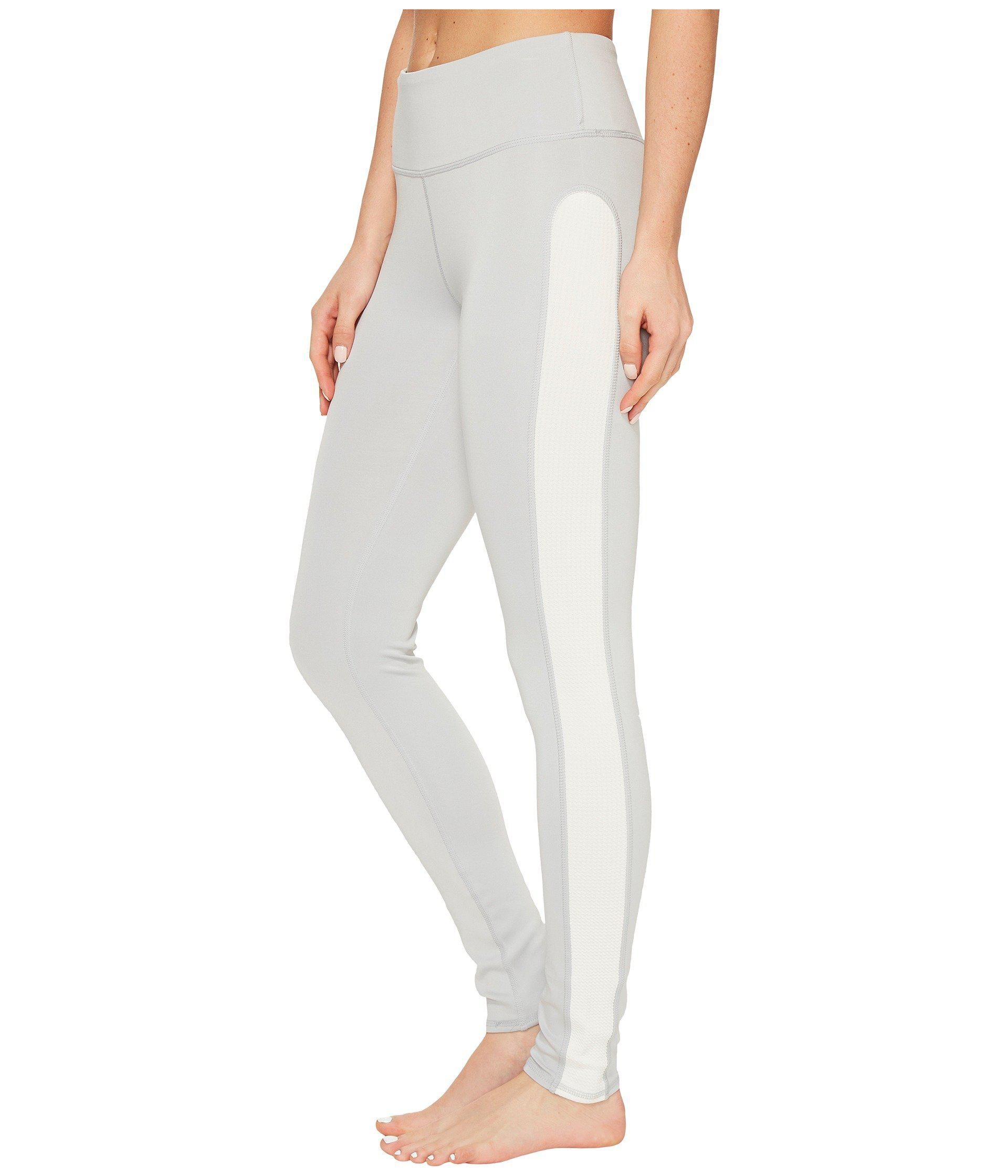 ea6dfb23a6503 Lyst - Threads For Thought Firefly Leggings (high-rise Grey) Women's ...