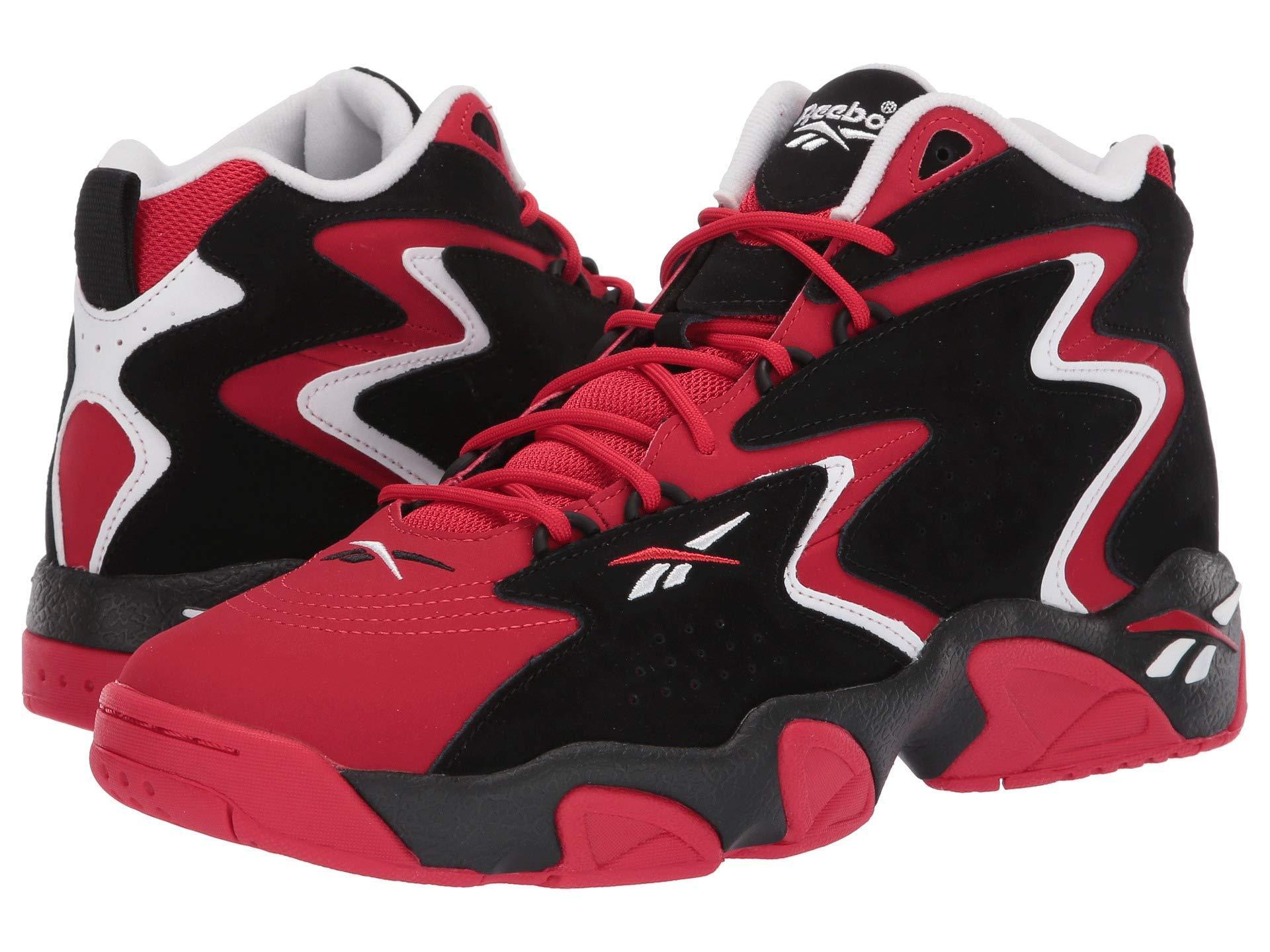 0f6e4873247c Lyst - Reebok Mobius Og Mu (two-tone Scarlet white) Men s Shoes in ...