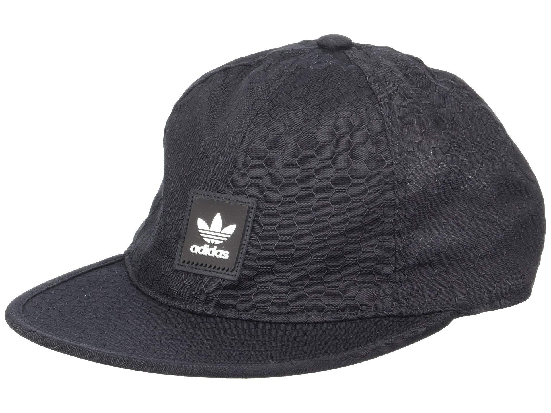 1215ae1d0a9 Lyst - adidas Originals Insley Crusher Hat (dark Grey Heather Solid ...