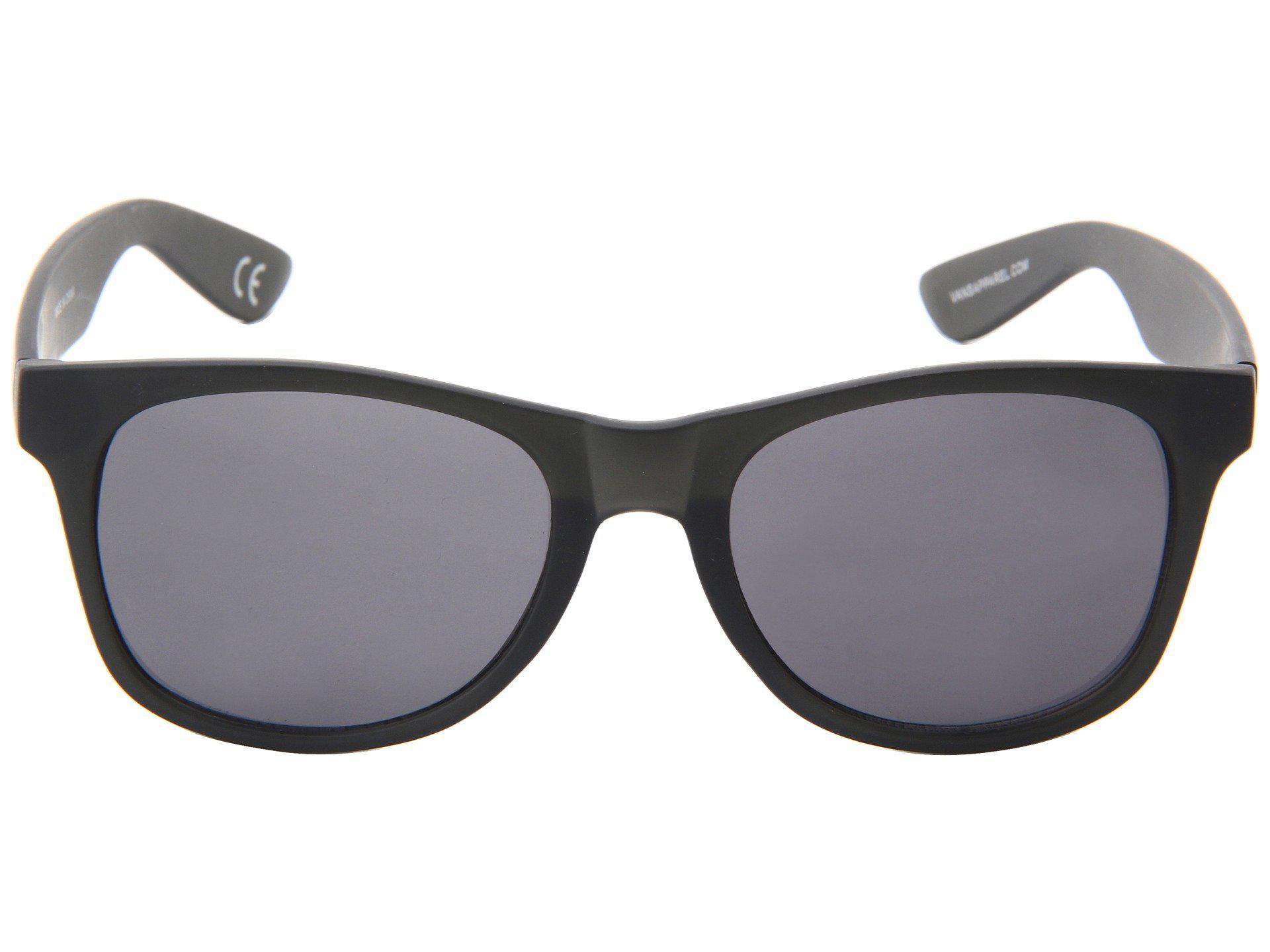 7748d4f73adb9d Vans - Spicoli 4 Shades (matte Black silver Mirror) Sport Sunglasses -  Lyst. View fullscreen