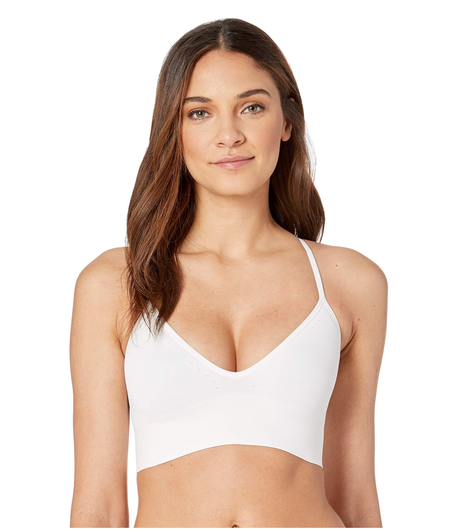 b713820dc54a9a Lyst - Spanx Lounge-hooray! Bralette (sandcastle) Women s Bra in White