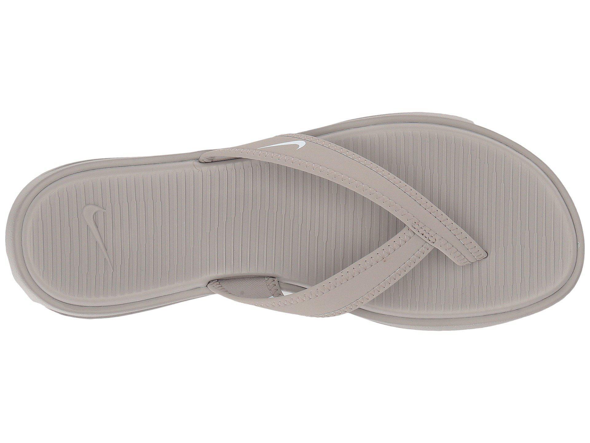 bc3b7972423b Nike - Multicolor Ultra Celso Thong (cobblestone white) Women s Shoes -  Lyst. View fullscreen