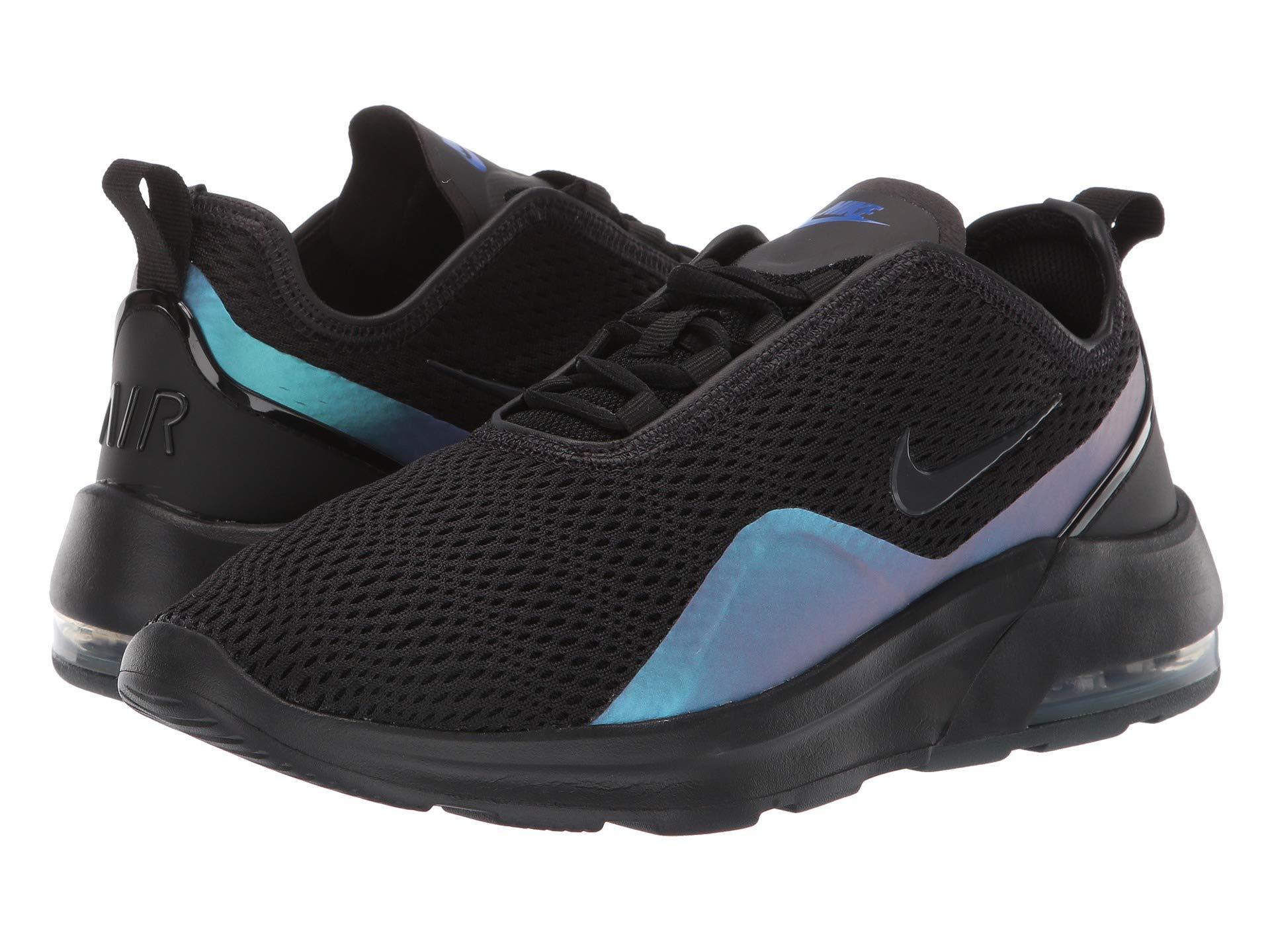 sports shoes 15175 83065 Nike - Blue Air Max Motion 2 (white laser Orange midnight Navy). View  fullscreen