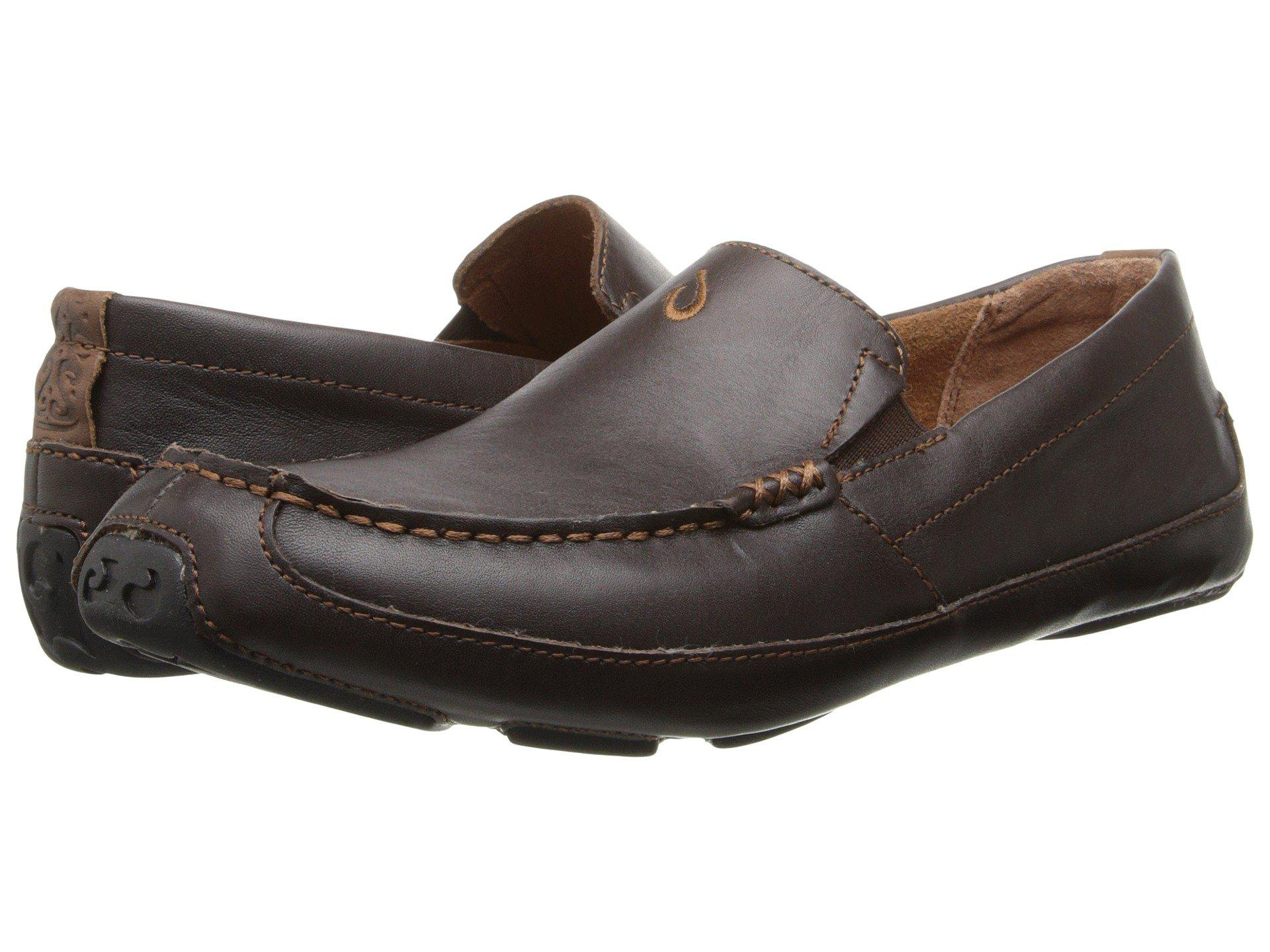 e5129ce30c3 Lyst - Olukai Akepa Moc (chocolate) Men s Shoes in Brown for Men