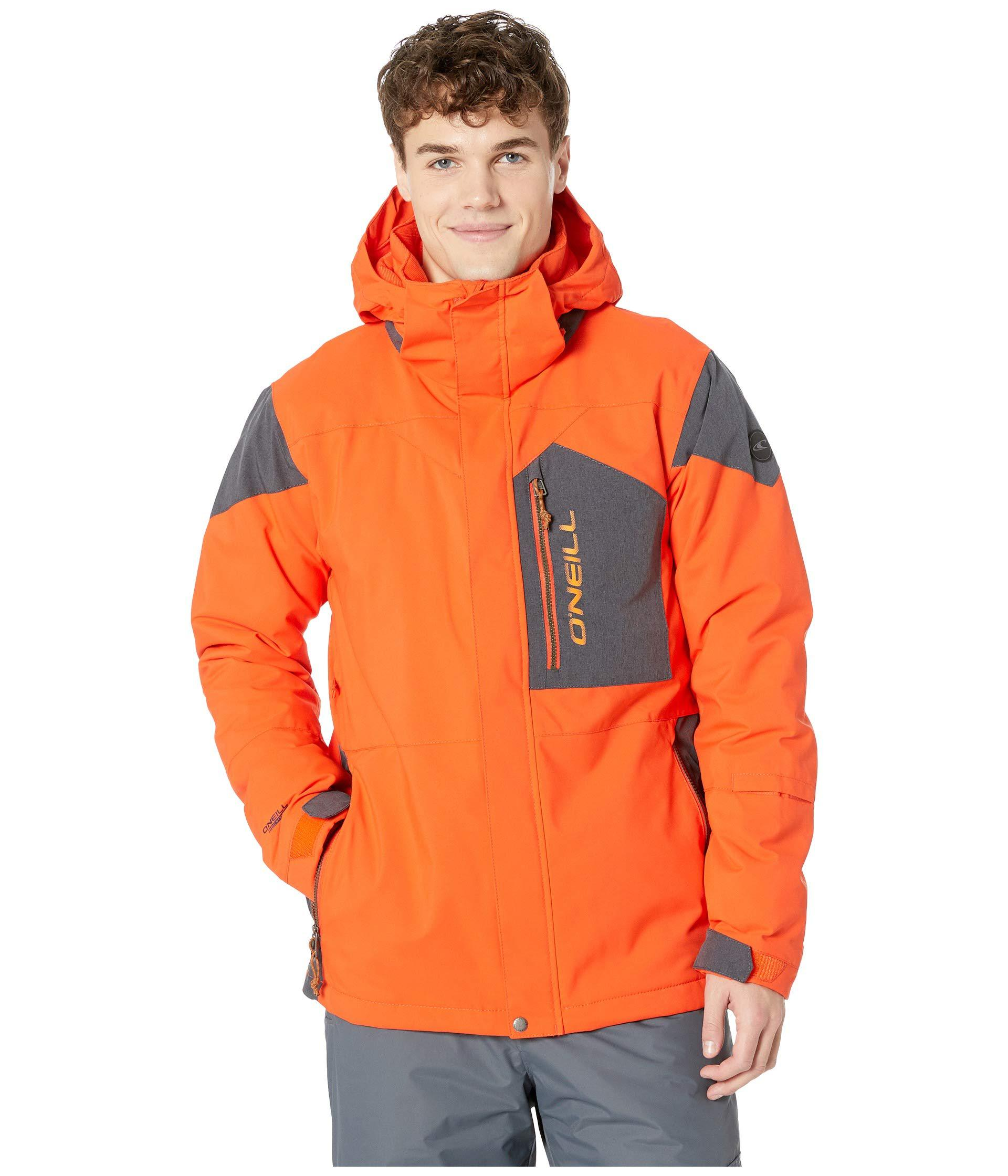 Infinite O'neill Sportswear Blue Orange dresden Jacket qgEa0g