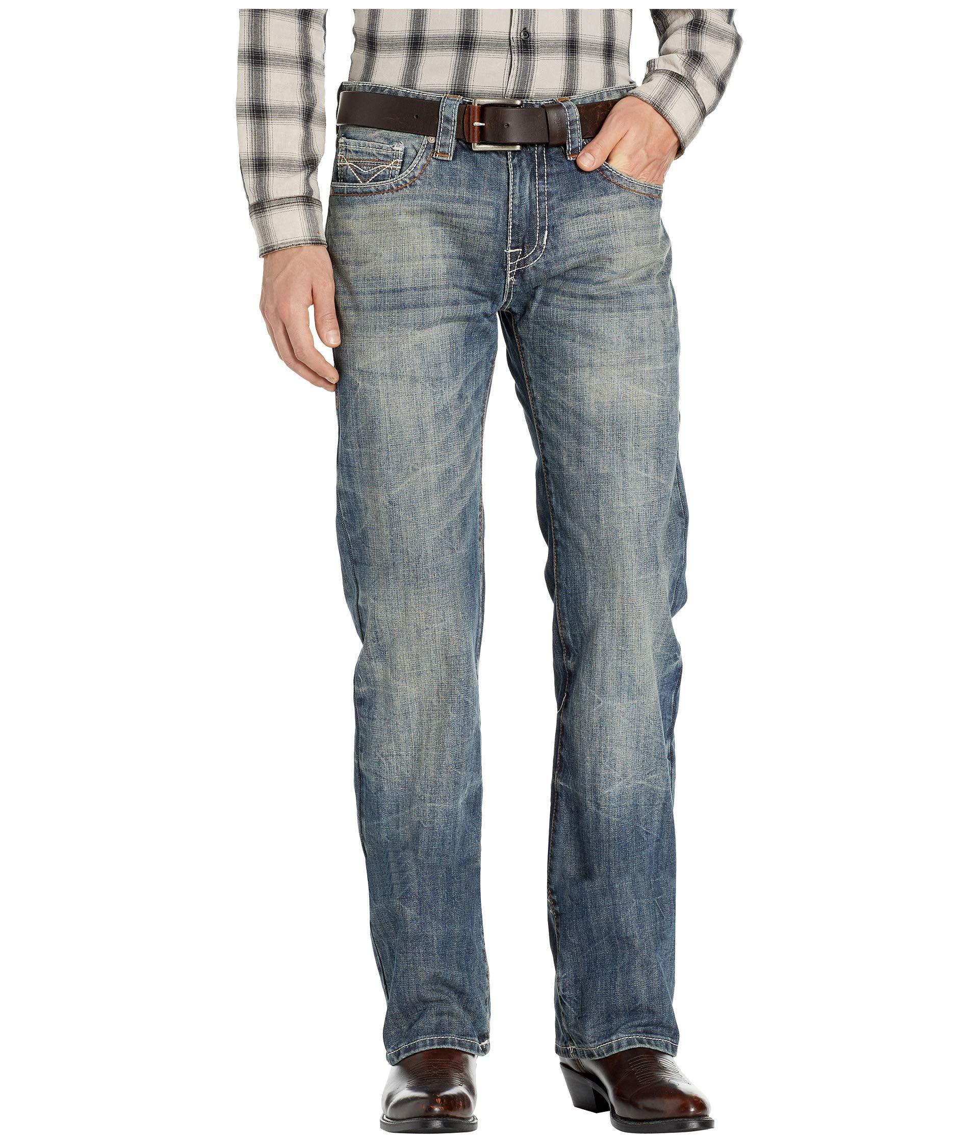 fe2262b2a90a0 Lyst - Rock And Roll Cowboy Pistol Straight Leg In Medium Vintage ...