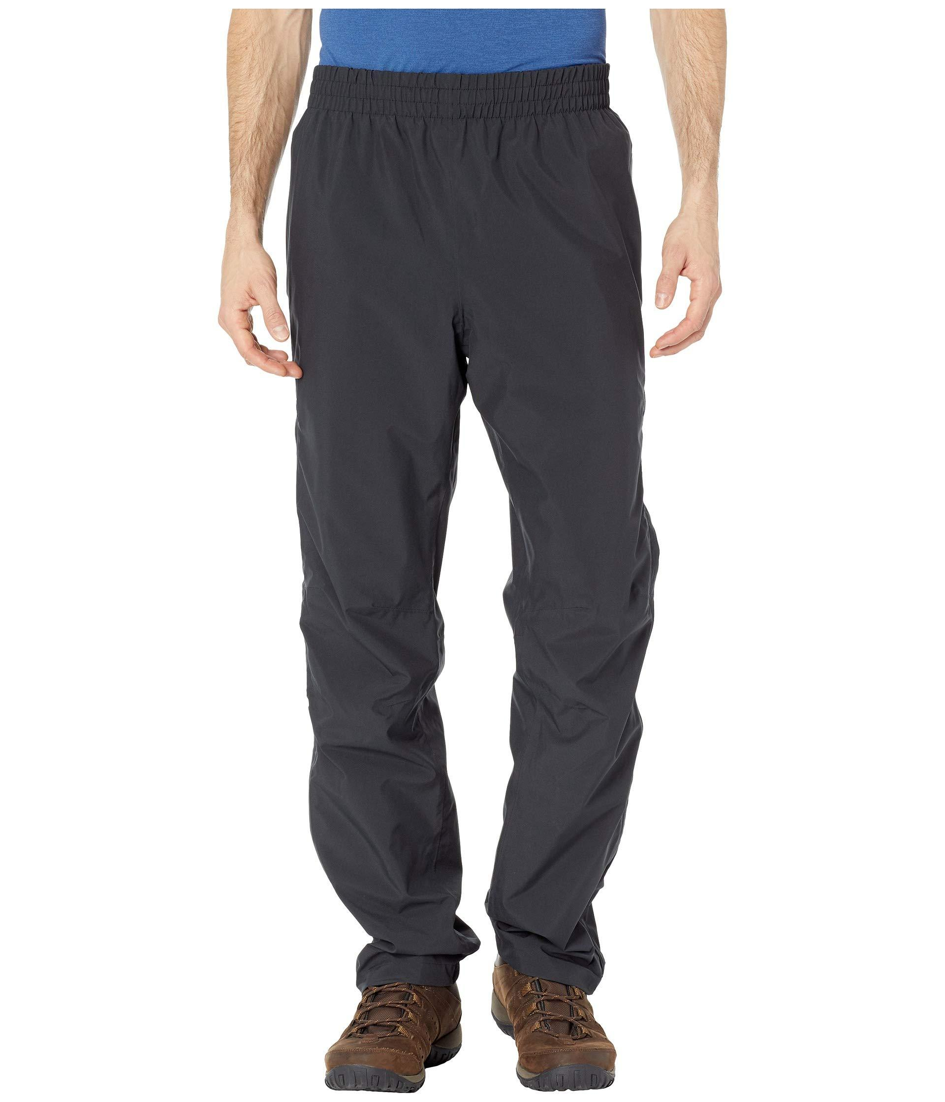 1a5ea1de5f Lyst - Columbia Evolution Valley Pants (black) Men s Casual Pants in ...