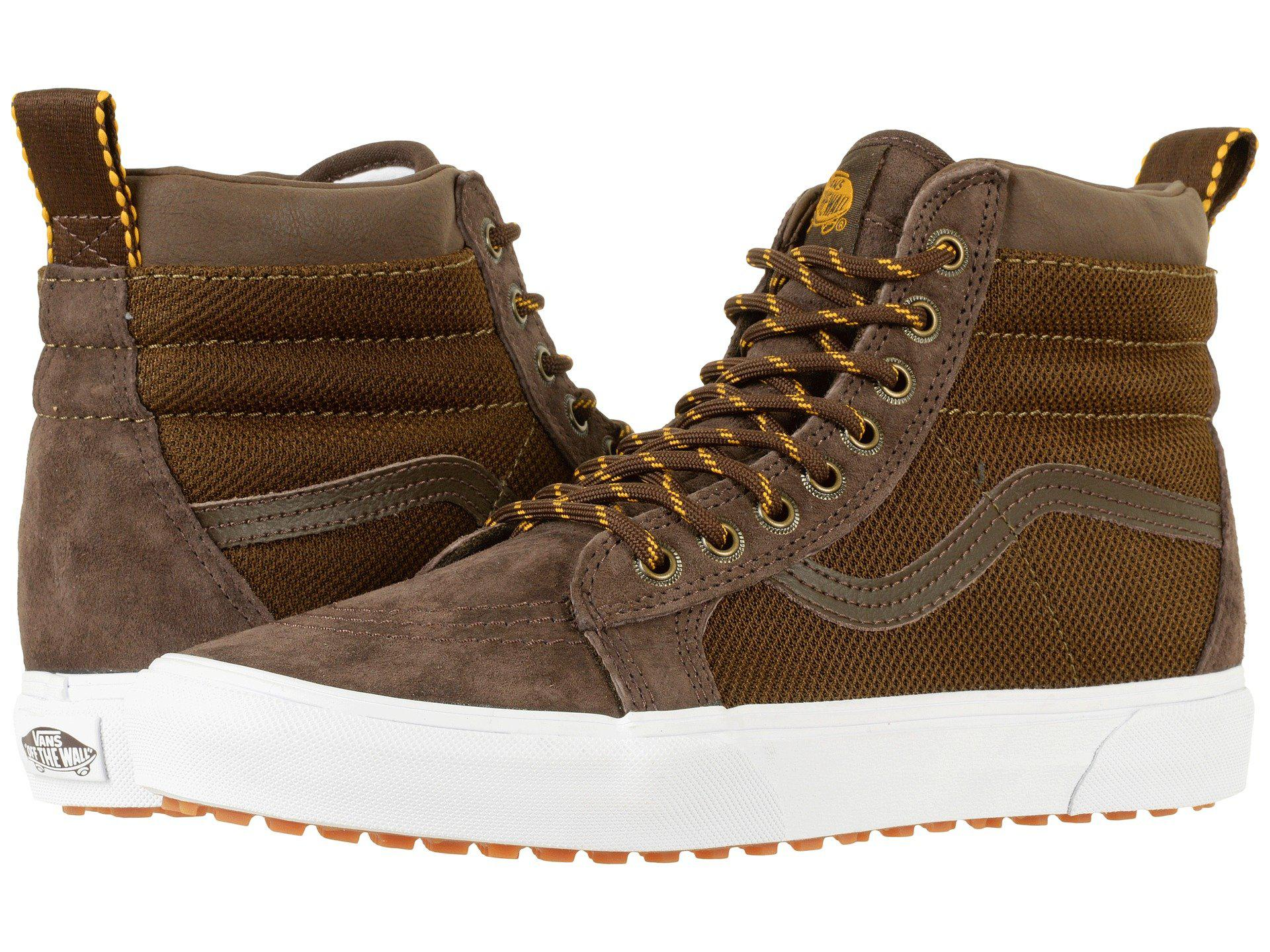 8683774ab1 Lyst - Vans Sk8-hi Mte ((mte) Winter Moss military) Skate Shoes in ...