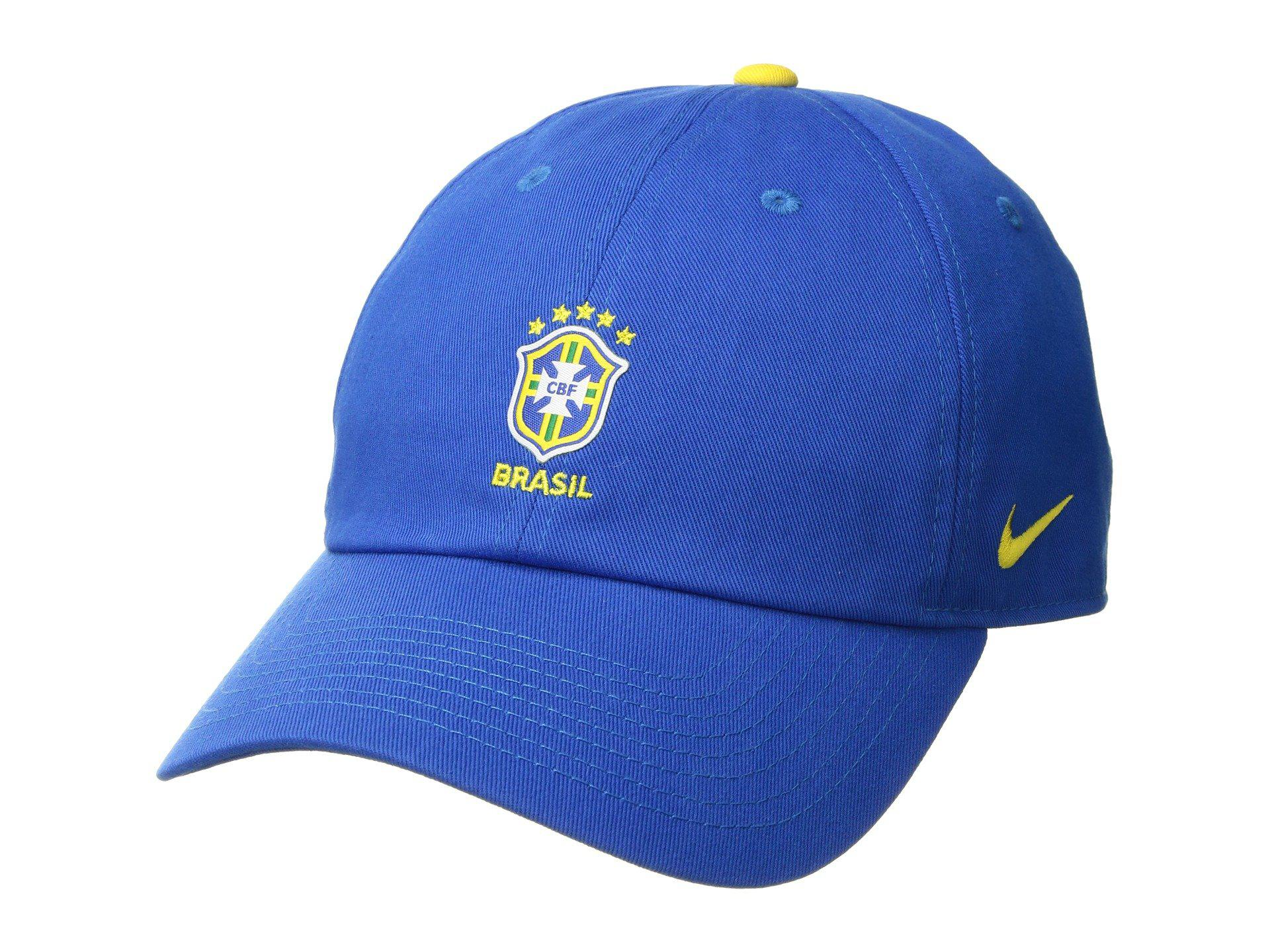 9bb3e31b4fd Lyst - Nike Cbf Heritage 86 Cap Core (midwest Gold lucky Green ...