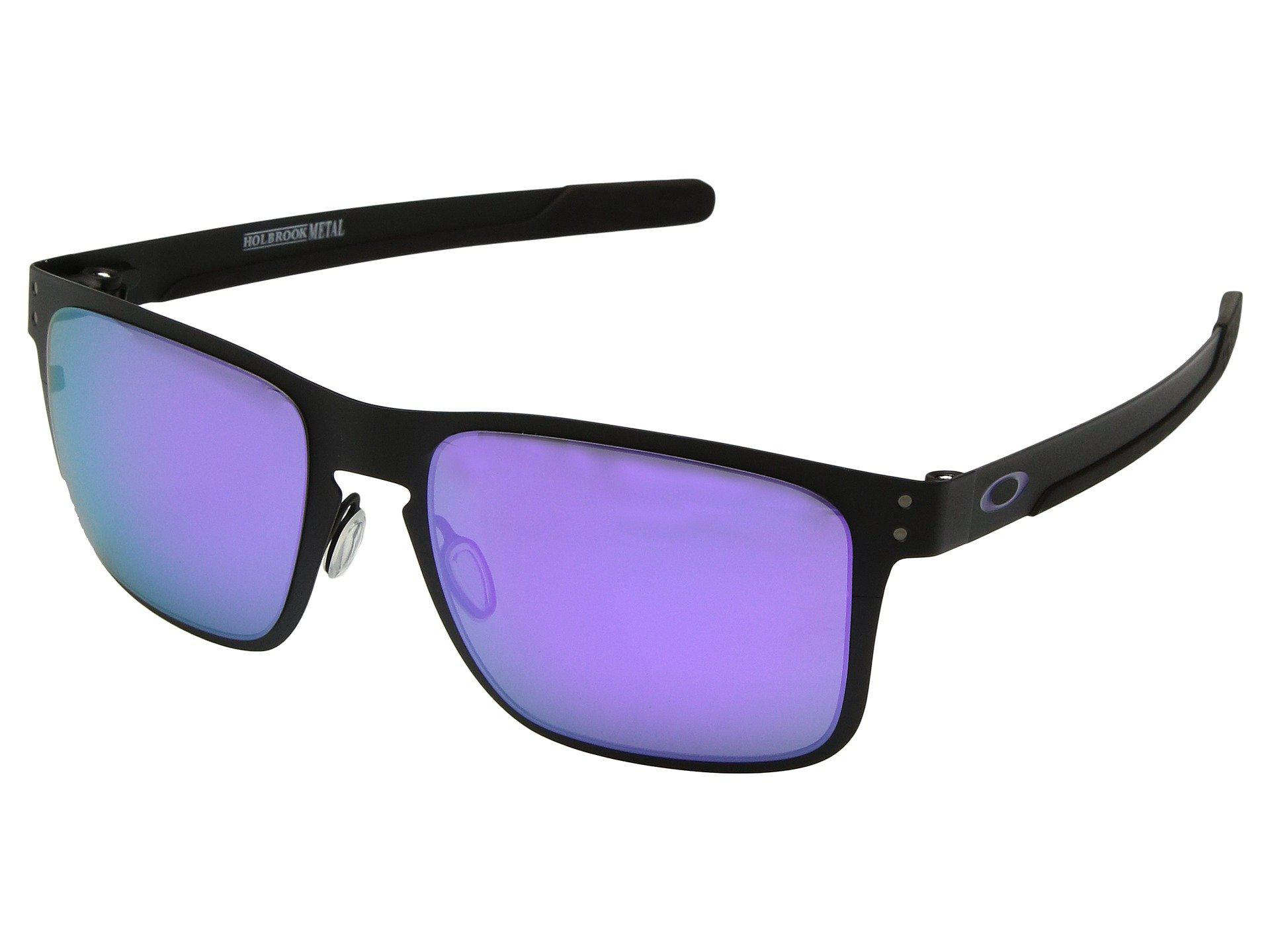 3785ab4b75b Oakley. Men s Holbrook Metal (matte Gunmetal W  Sapphire Iridium) Fashion  Sunglasses