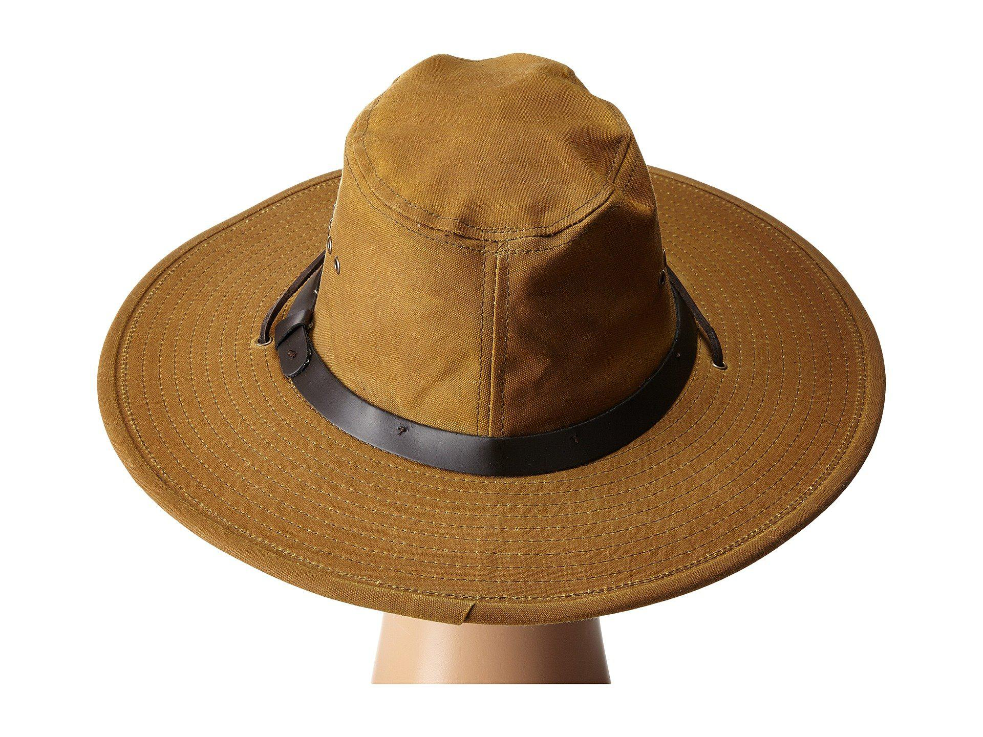 Filson Tin Cloth Bush Hat - Hat HD Image Ukjugs.Org aa94152a01