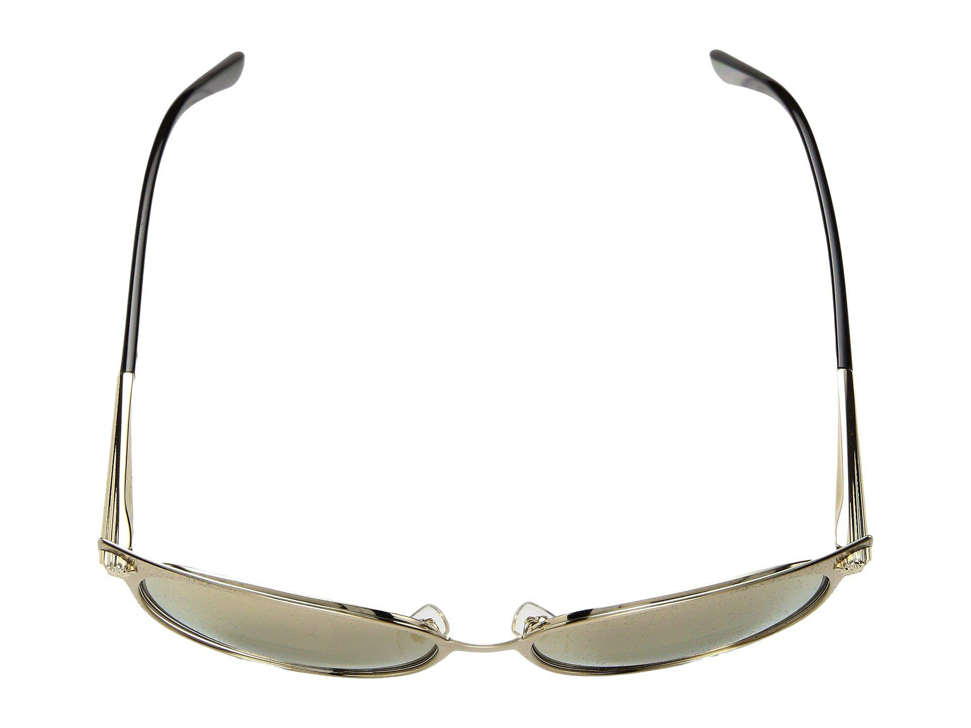 54d90f0df423 Lyst - Versace Ve2168 (brushed Pale Gold grey Mirror Rose Gold ...