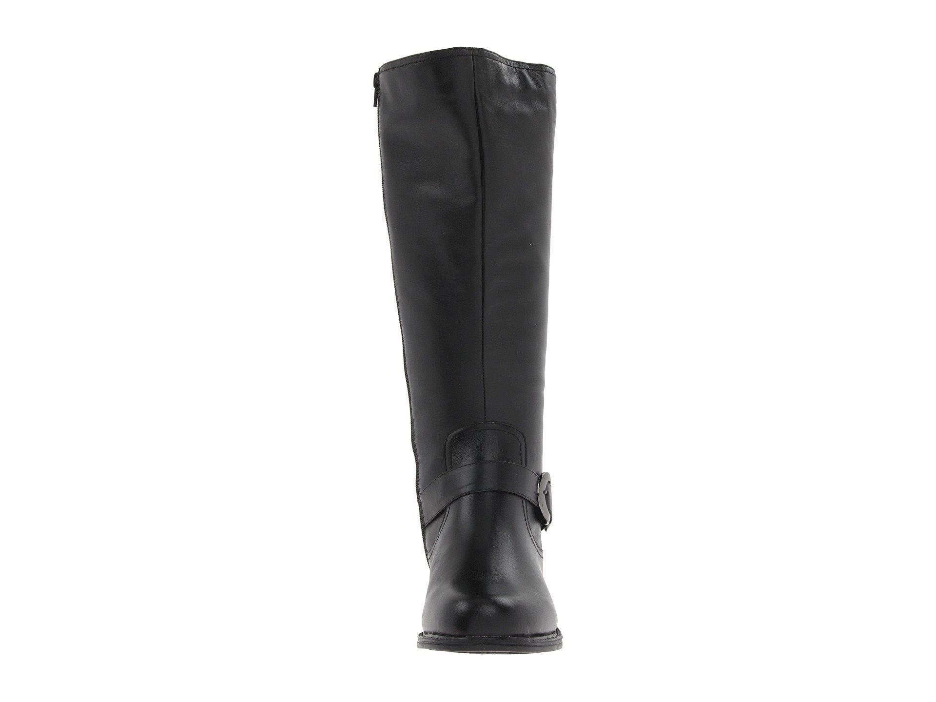 f2dde6007c35 David Tate - Branson - Extra Wide Shaft (black) Women s Boots - Lyst. View  fullscreen