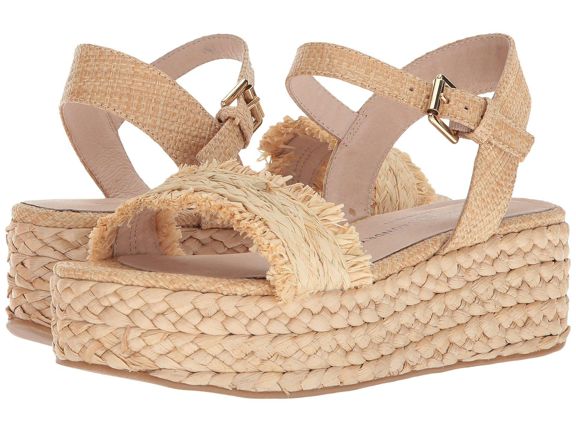 8ff18f067a5b0f Lyst - Chinese Laundry Ziba Sandal (natural Straw) Women s Sandals ...