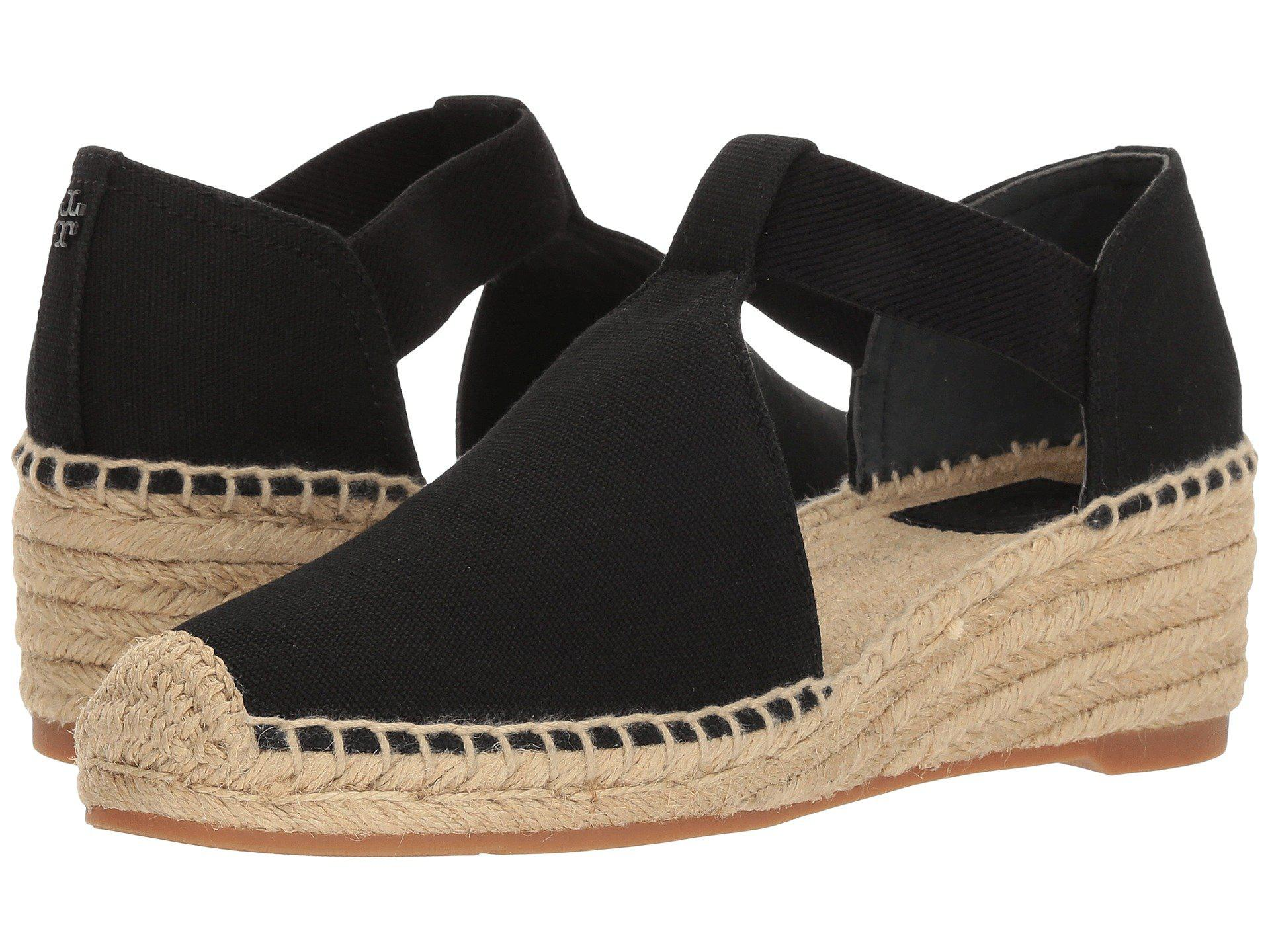 97071fc7426 Lyst - Tory Burch Catalina 3 50mm Espadrille in Black
