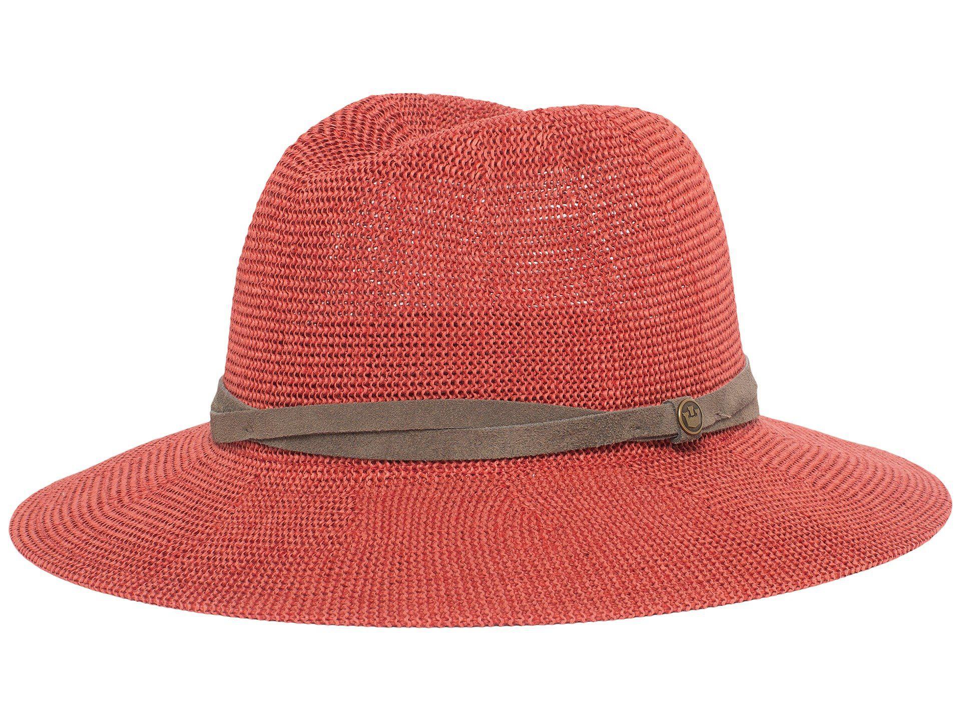 6884f83c8b9b3 Lyst - Goorin Bros Fatima (coral) Caps in Red - Save 2%