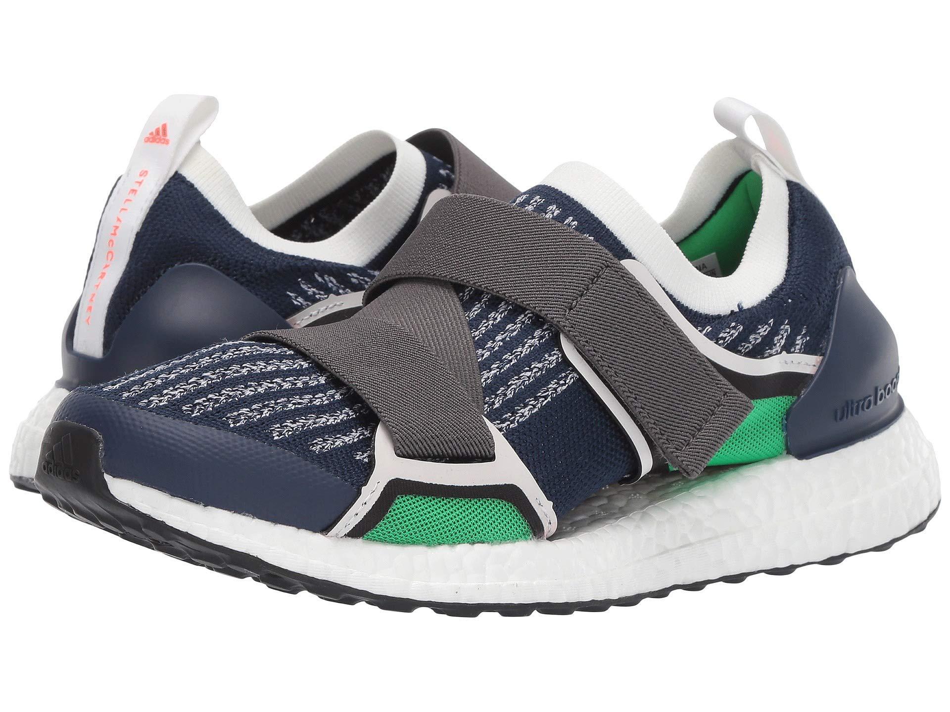 best website f4ce1 c8ce3 adidas By Stella McCartney. Blue Ultraboost X (footwear White core Black footwear  White) Women s Shoes