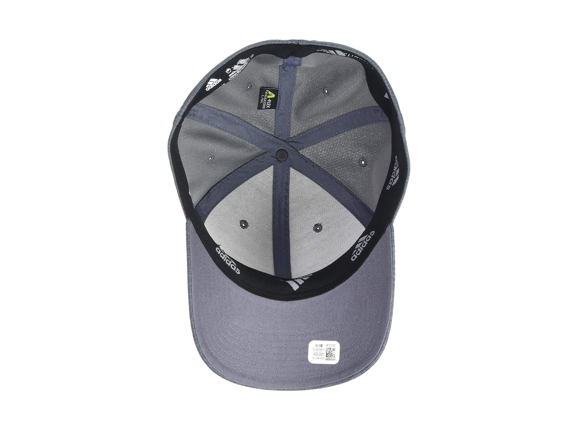 new product 078b2 9ce5a Lyst - adidas Release Plus Stretch Fit Cap (two-tone Grey onix) Caps ...