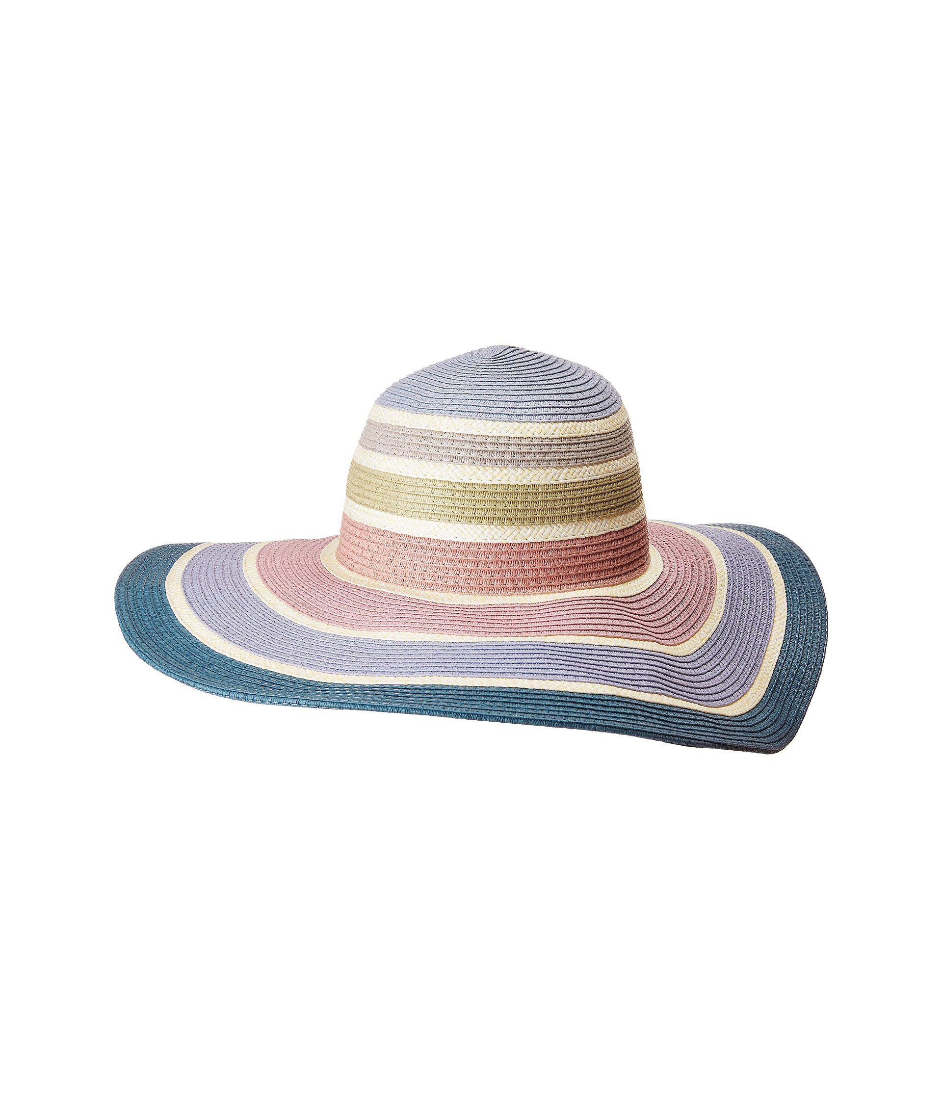 2e54bdde961ccd BCBGeneration Rainbow Floppy Hat - Lyst