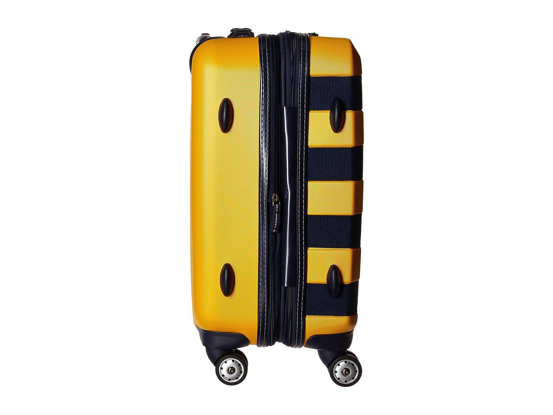7a941137 Tommy Hilfiger Rugby Smu 20 Upright (yellow) Luggage in Yellow for ...