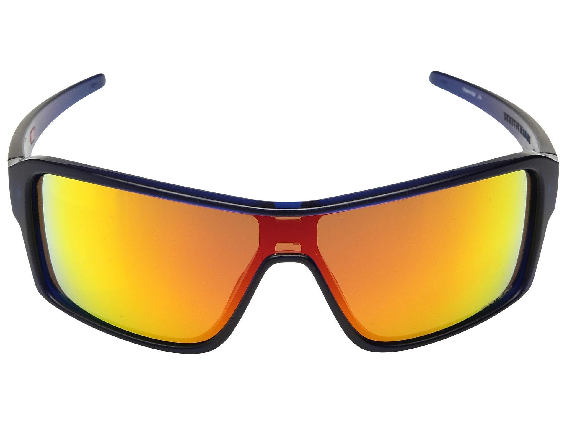 f152233d54e64 Oakley - Blue Ridgeline (polished White prizm Black) Sport Sunglasses for  Men -. View fullscreen