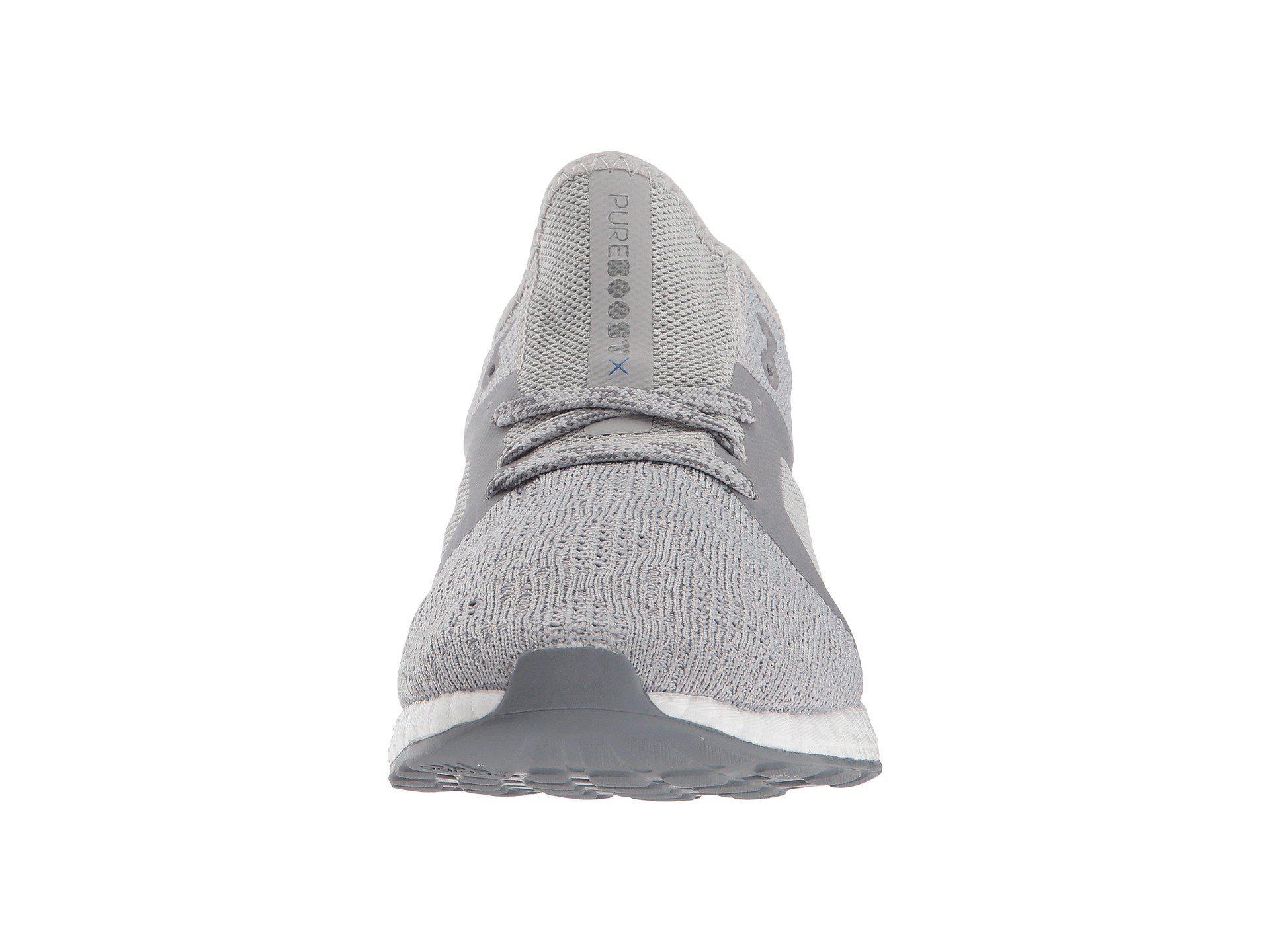 outlet store bddca d1a2e adidas Originals Pureboost X Element (grey Five core Black real ...