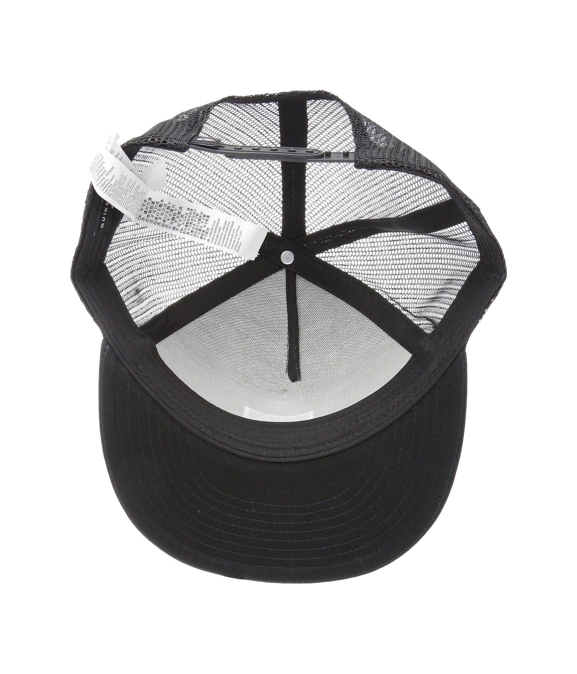 b8318fd0c5c5e Lyst - Quiksilver Clip Charger Cap (dark Forest) Baseball Caps in Black for  Men
