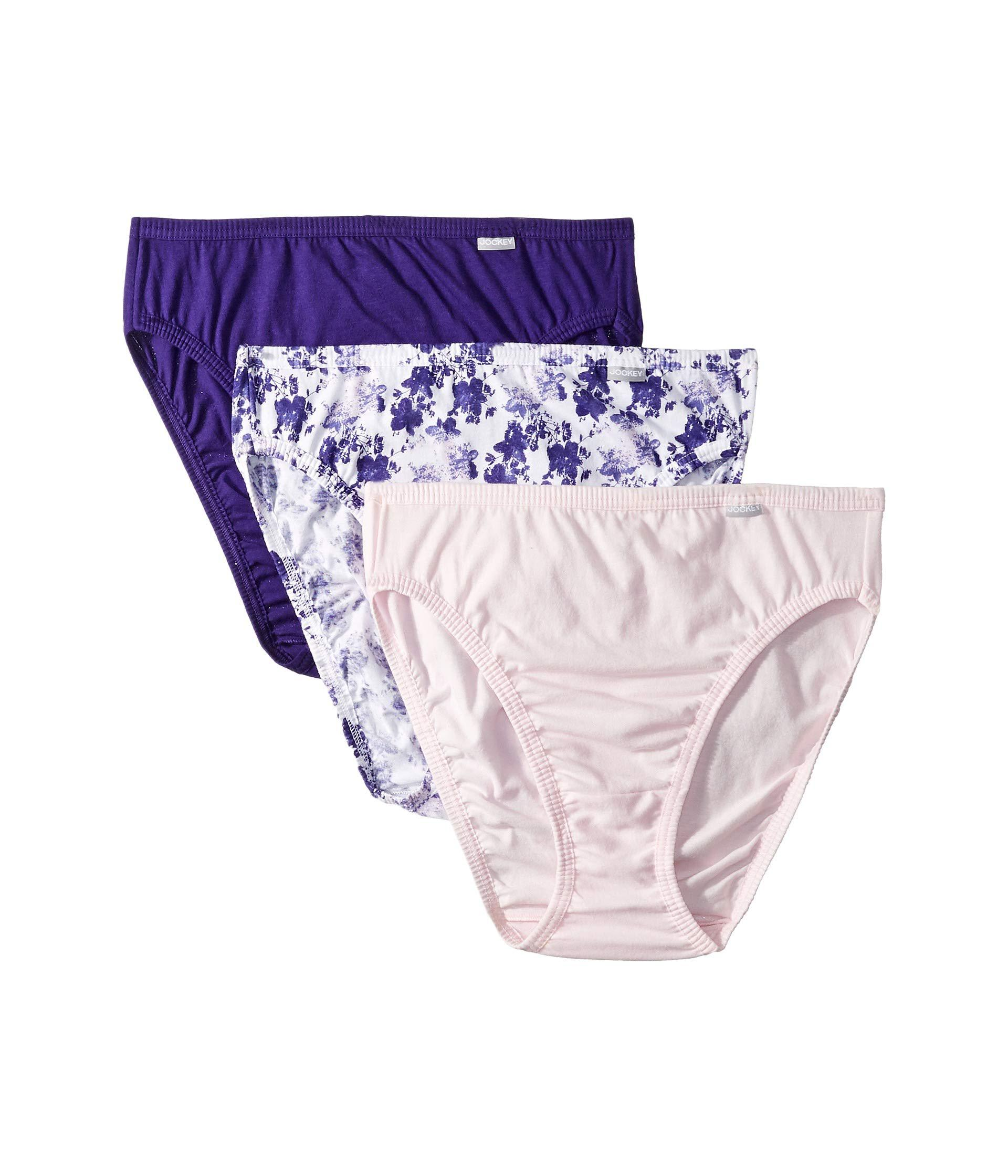 Lyst jockey elance french cut pack violet mist nouveau jpg 1920x2240 Jockey silk  underwear for women 2379f1b49