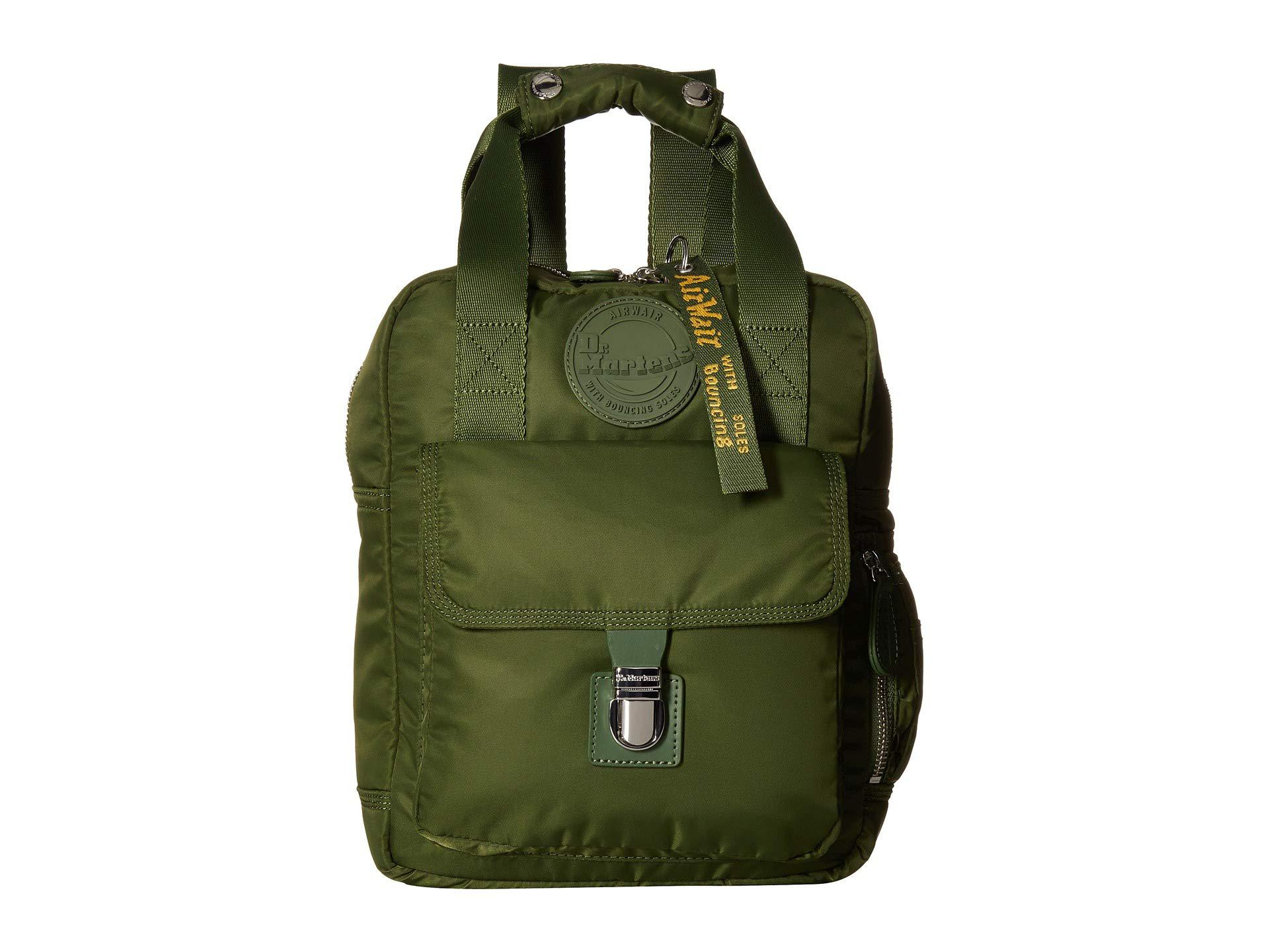7857a83d85 Lyst - Dr. Martens Small Nylon Backpack (olive Green Nylon) Backpack ...