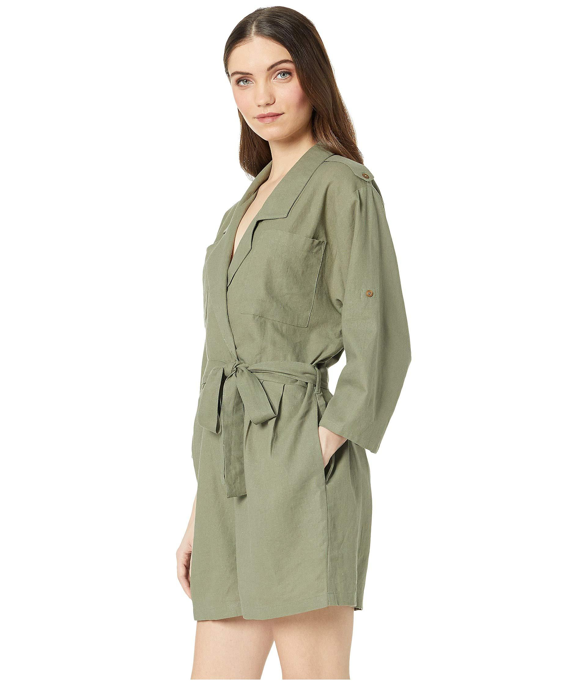 6962acae10e6 Lyst - Jen s Pirate Booty Imperial Jumpsuit (military) Women s Jumpsuit   Rompers  One Piece in Green