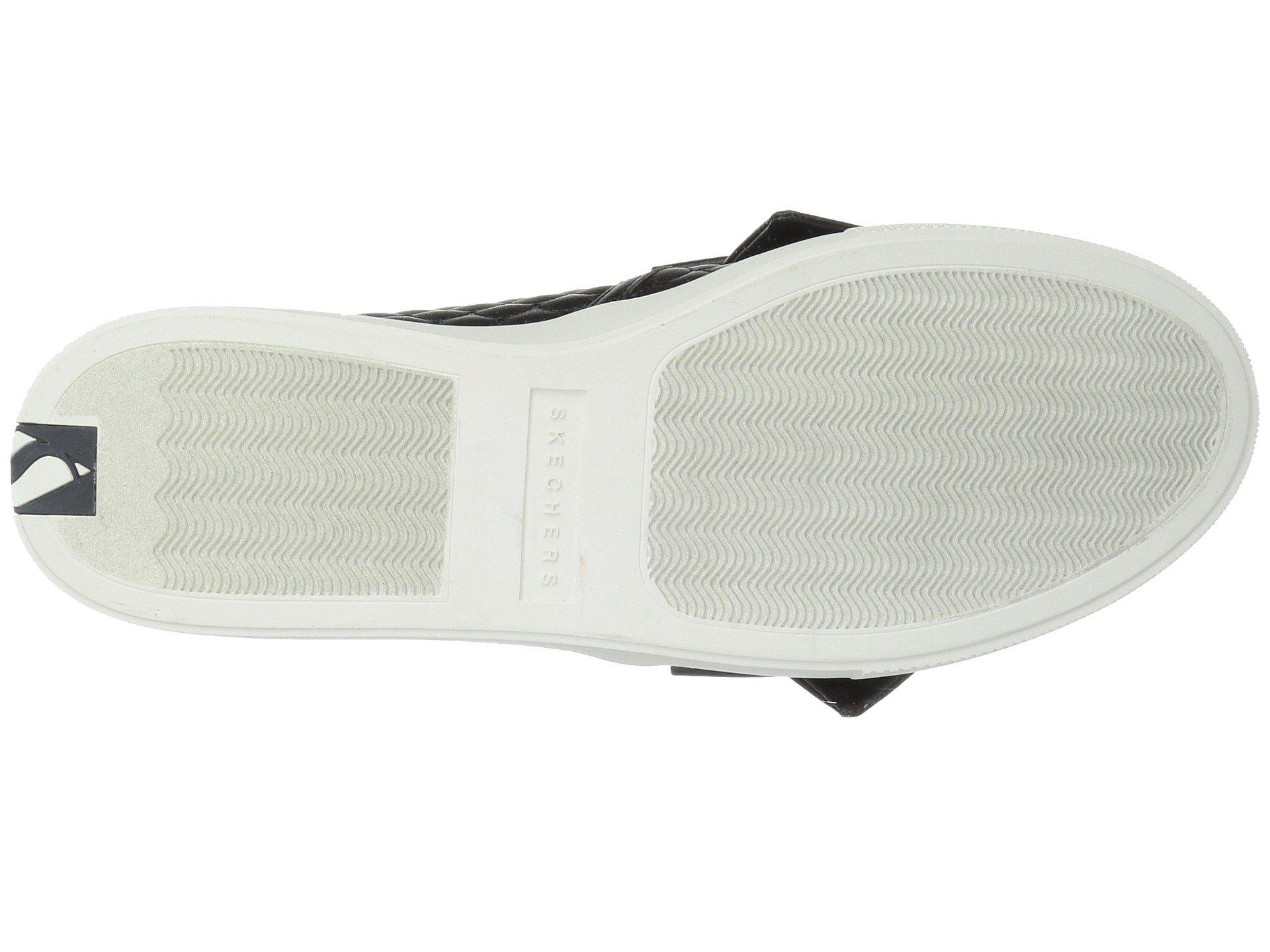 f707b43f5e49 Skechers - Moda - Lady Pink (black) Women s Slip On Shoes - Lyst. View  fullscreen