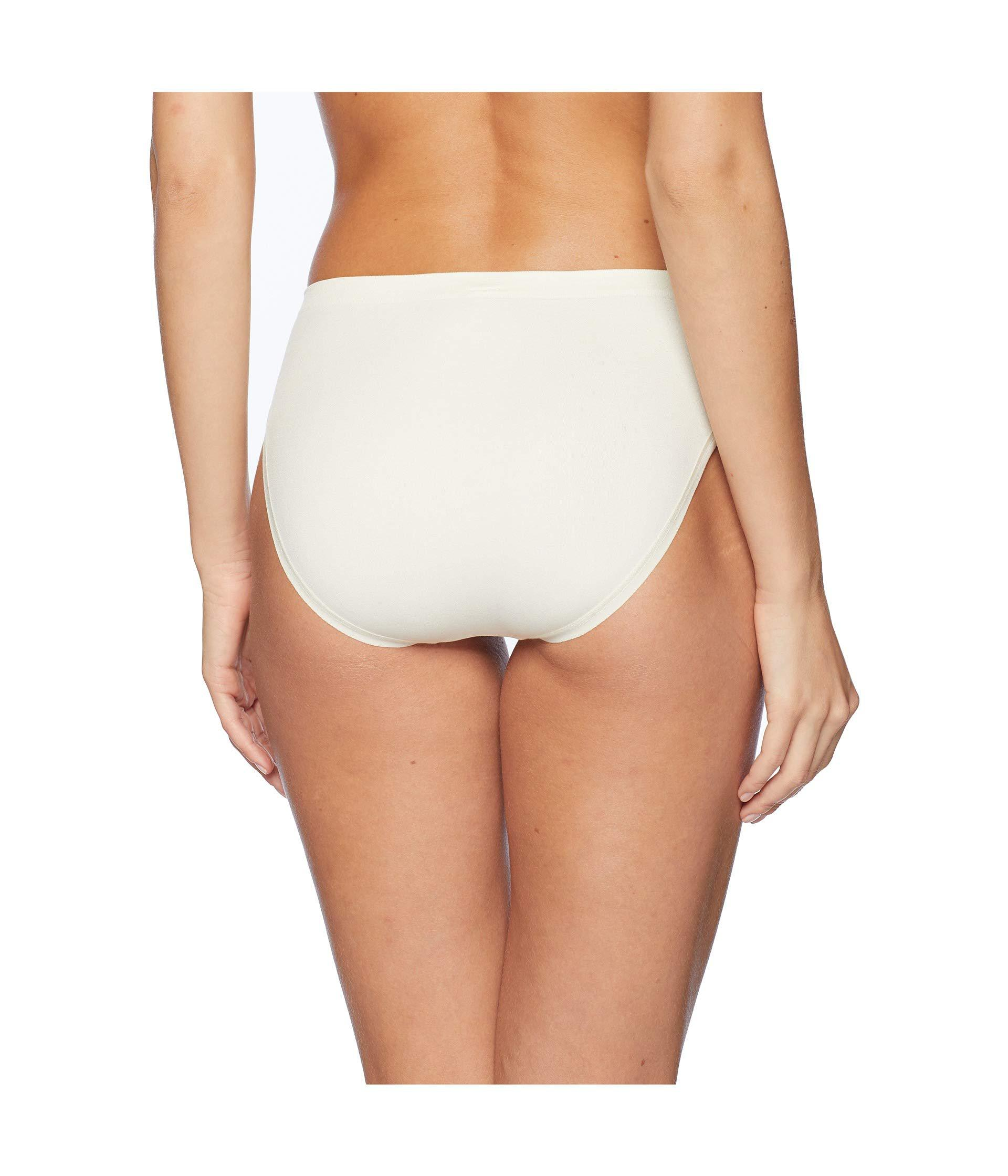 d8518bf13e1 Lyst - Commando Minimalist French Cut Panty in White