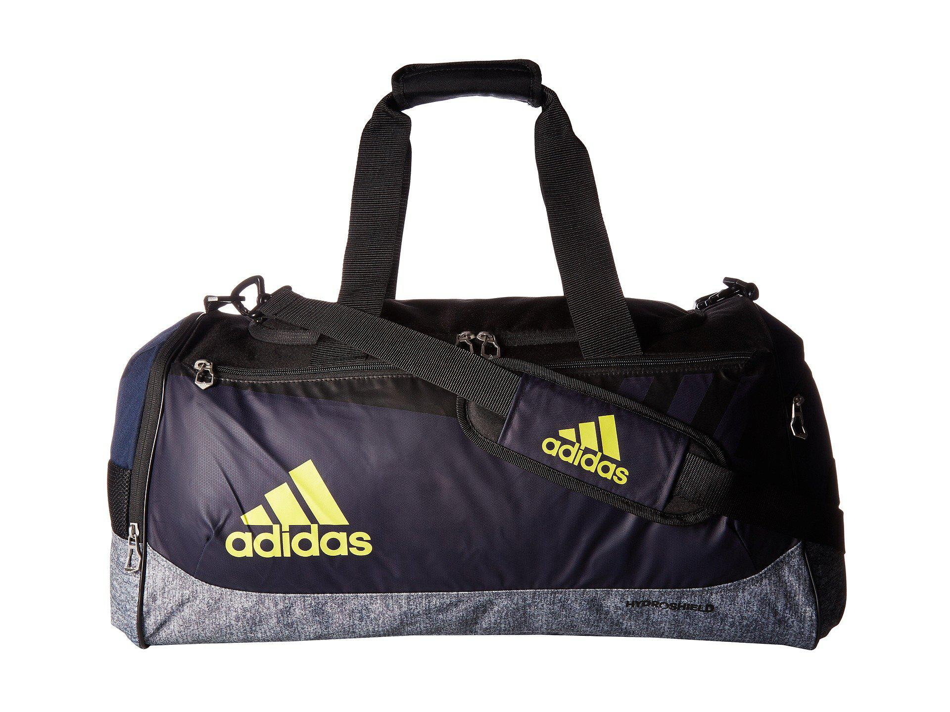 Adidas - Blue Team Issue Medium Duffel (collegiate Navy onix Jersey semi  Solar. View fullscreen 0857c08d54