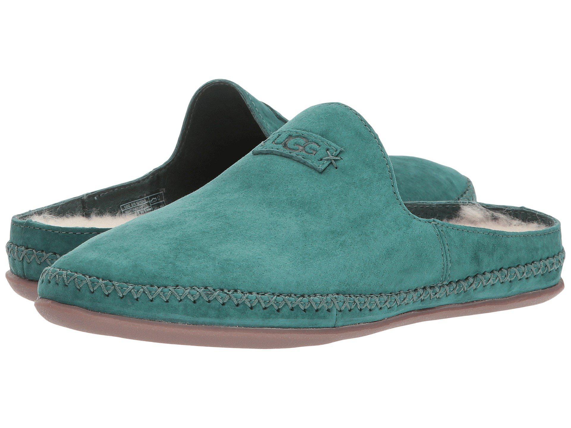 37063925570 UGG Tamara (chestnut 1) Women's Slippers in Green - Lyst