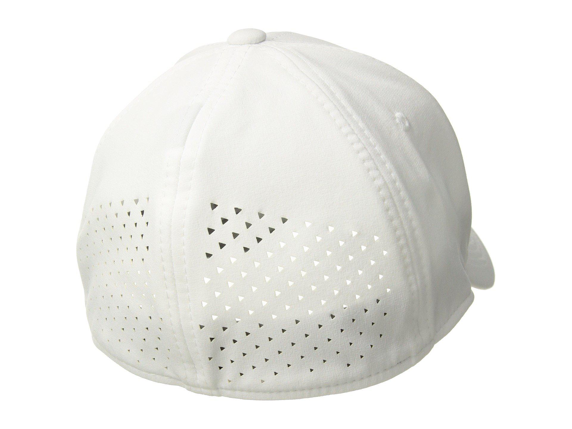 e064d319f Lyst - adidas Gameday Stretch Fit Cap in White for Men