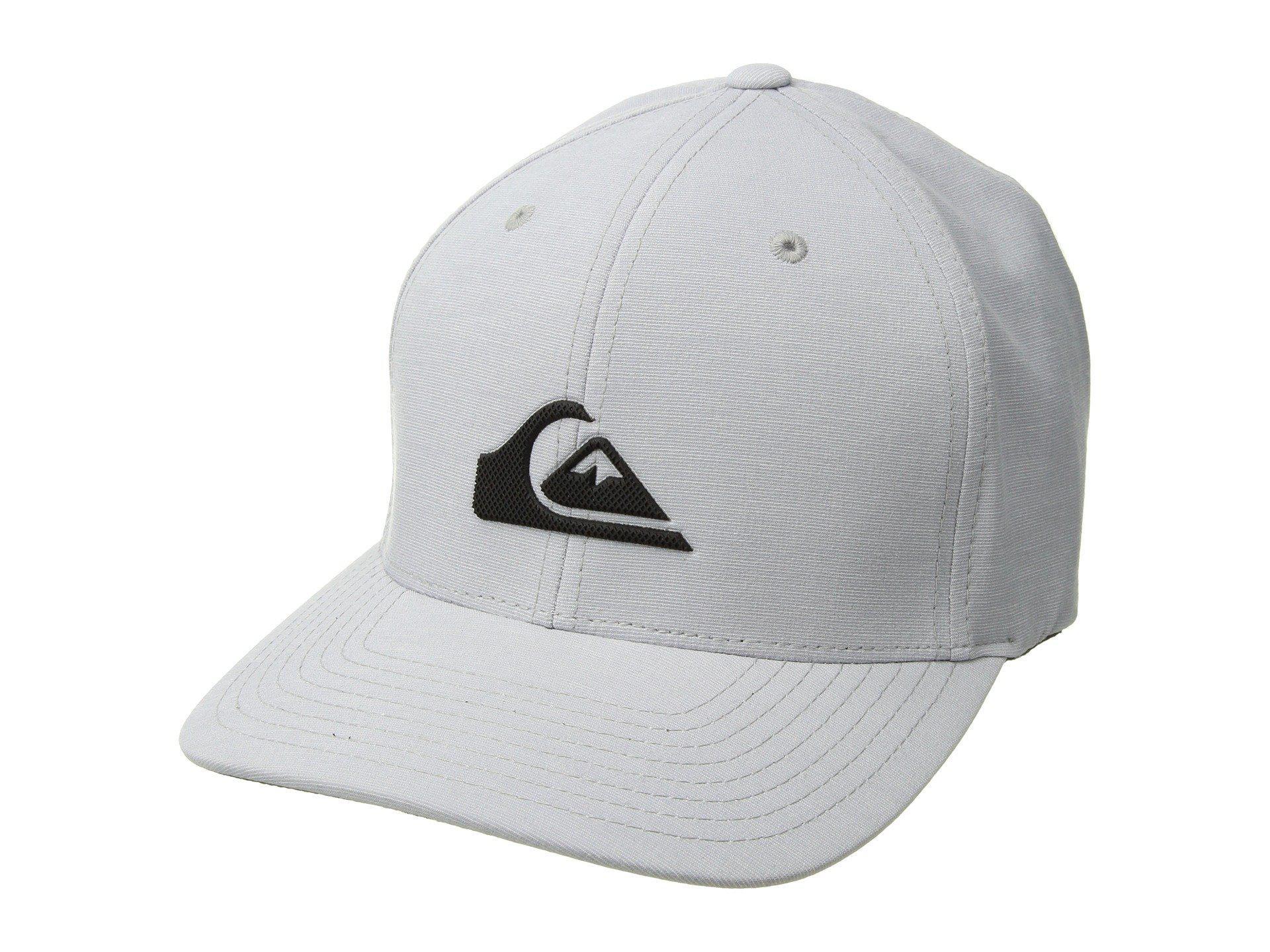 bf6279636e0 Lyst - Quiksilver Texturizer Cap (silver Lake Blue) Baseball Caps ...