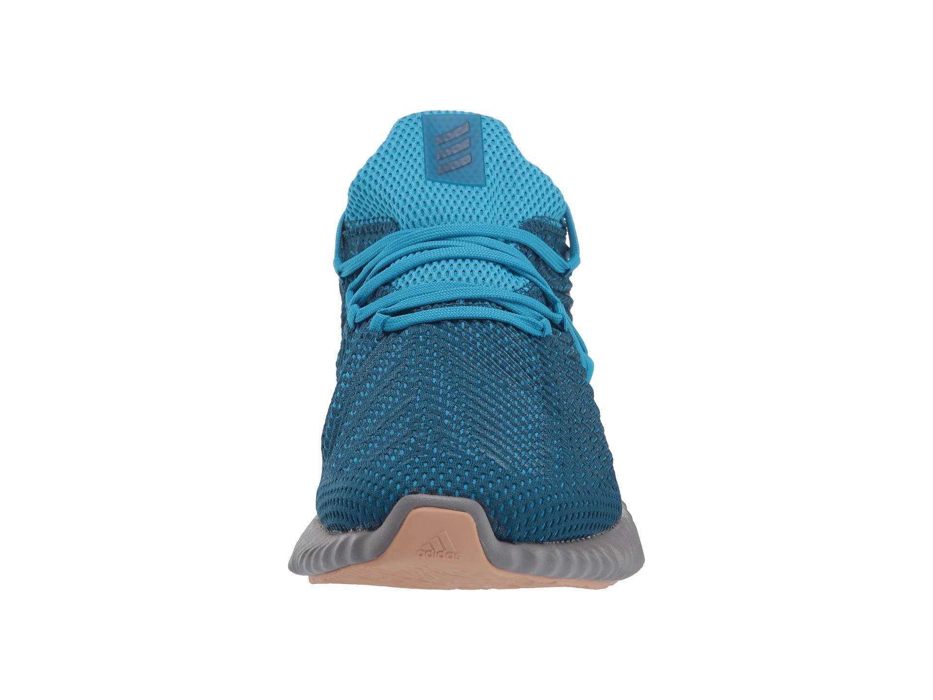 online store 18492 b6900 Adidas Originals - Blue Alphabounce Instinct (legend Marinelegend Marineshock  Cyan). View fullscreen