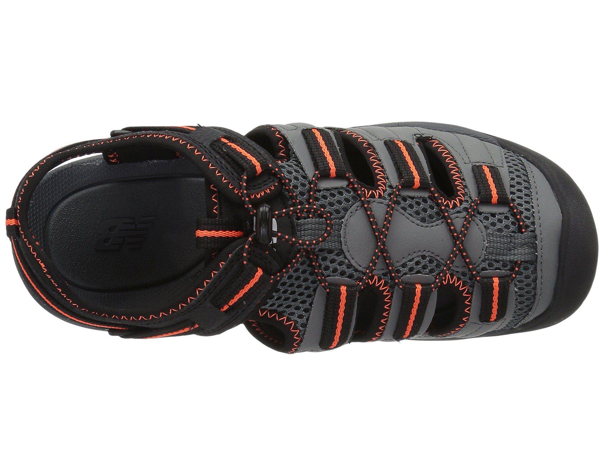 fe1ee51cad31 New Balance - Pink Appalachian Sandal (black orange) Men s Shoes for Men -.  View fullscreen