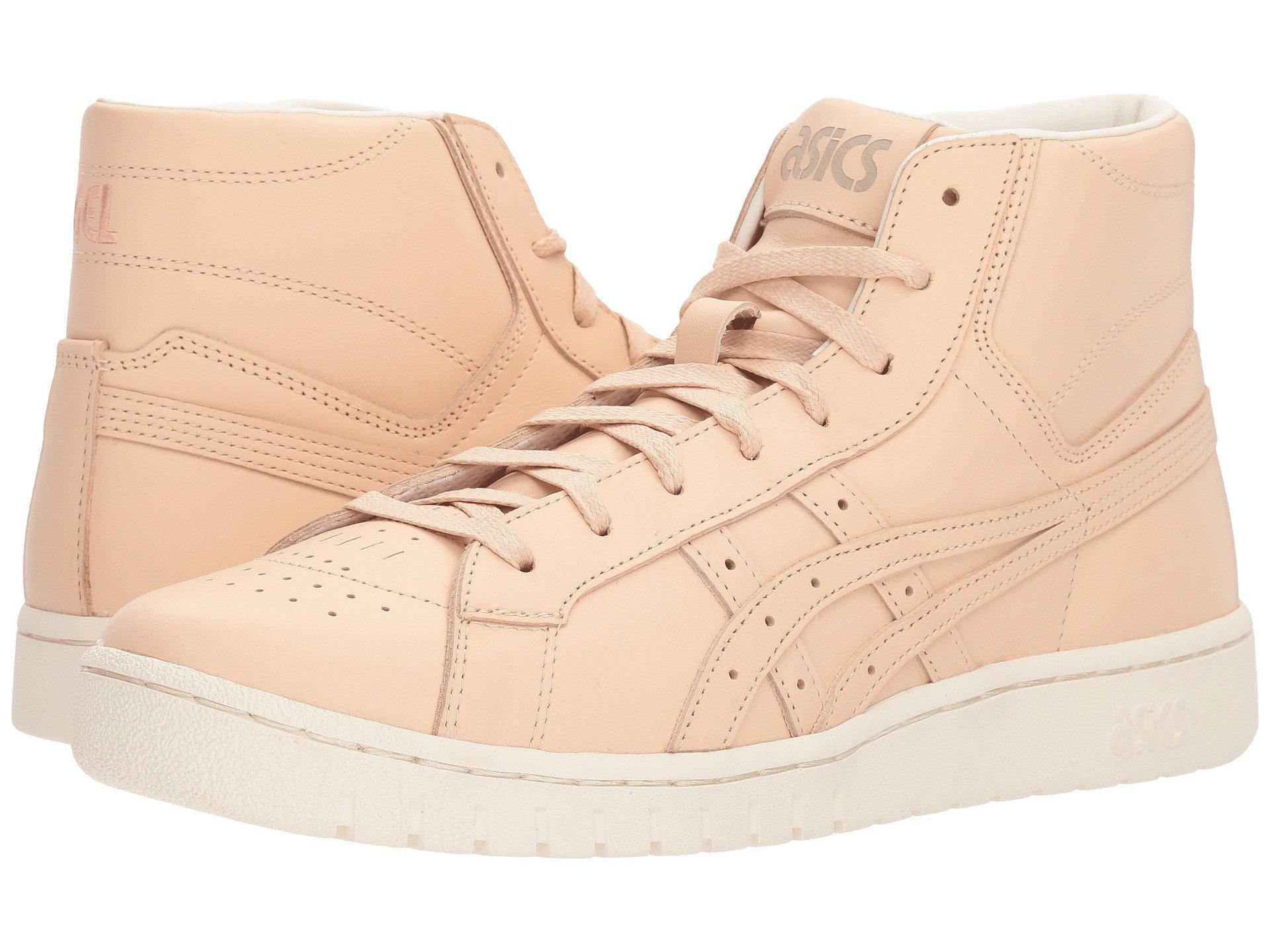 05fccf890dd1 Lyst - Asics Gel-ptg Mt (tan tan) Athletic Shoes