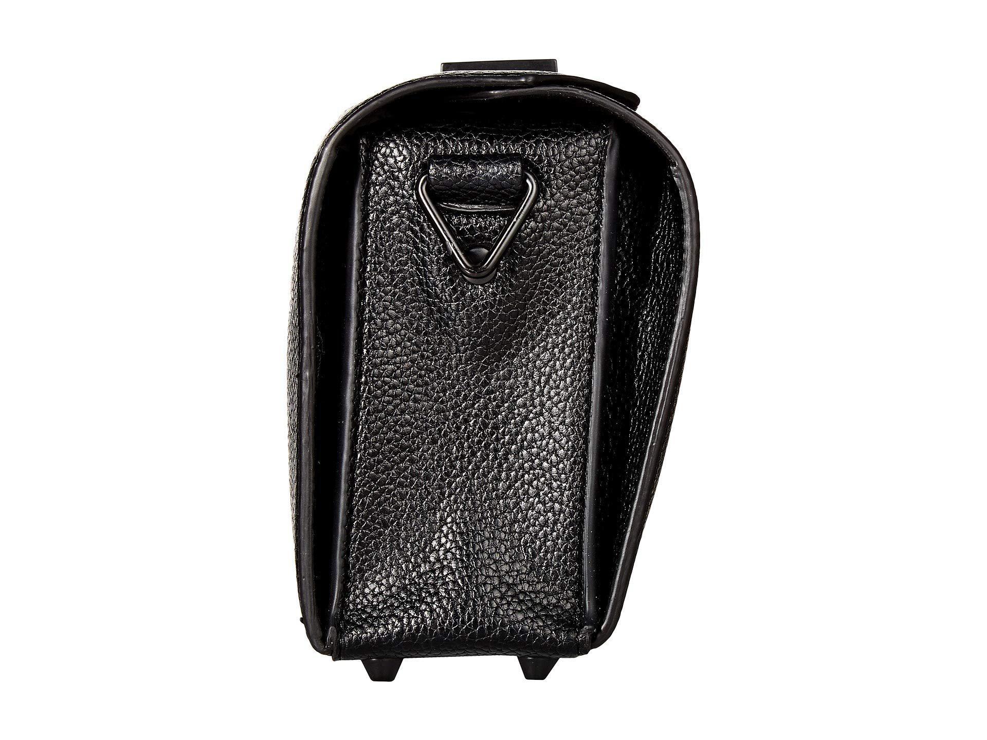6b4ed333d7f Lyst - Steve Madden Bkween (black) Cross Body Handbags in Black