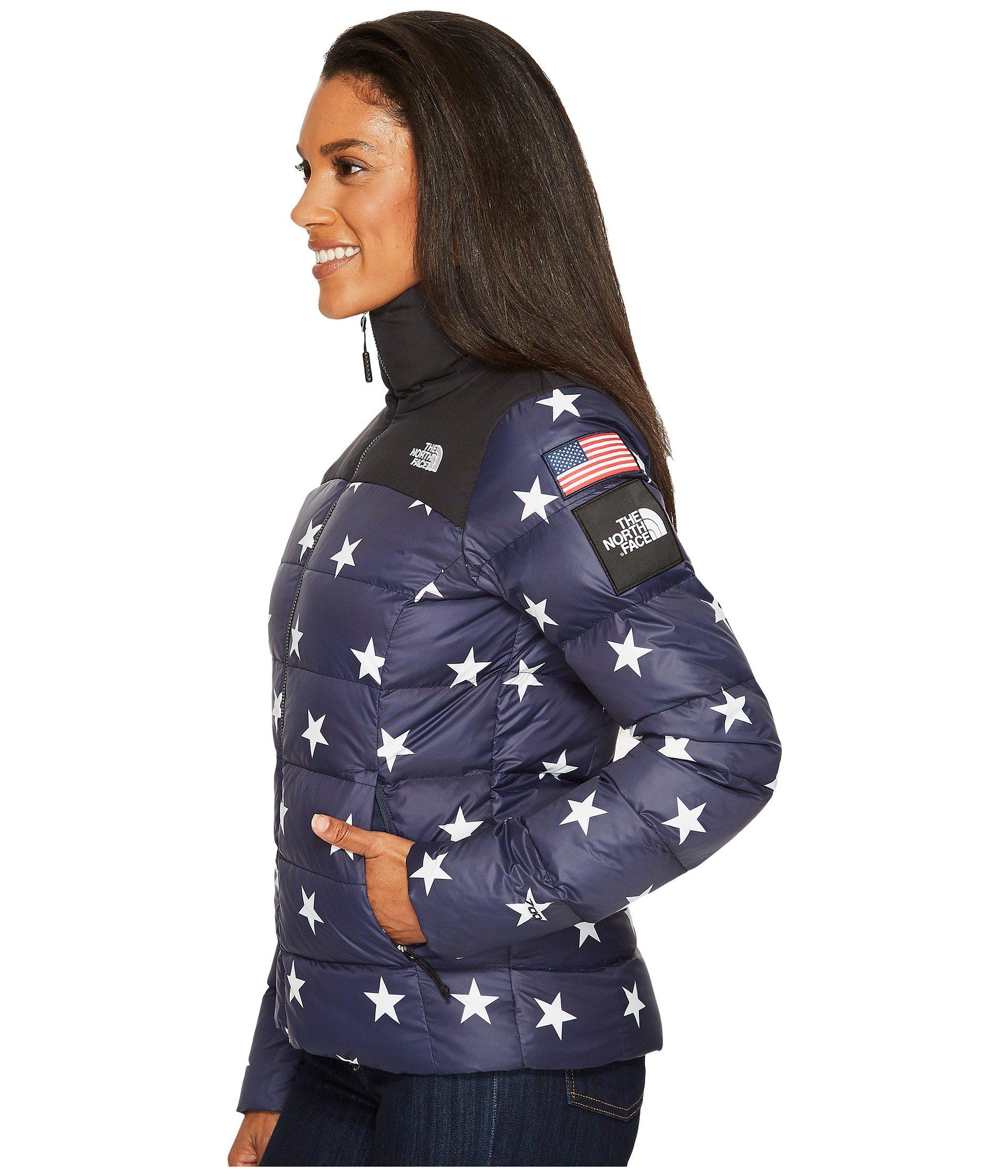 a3839b2e62b9 Lyst - The North Face International Collection Nuptse Jacket (cosmic ...