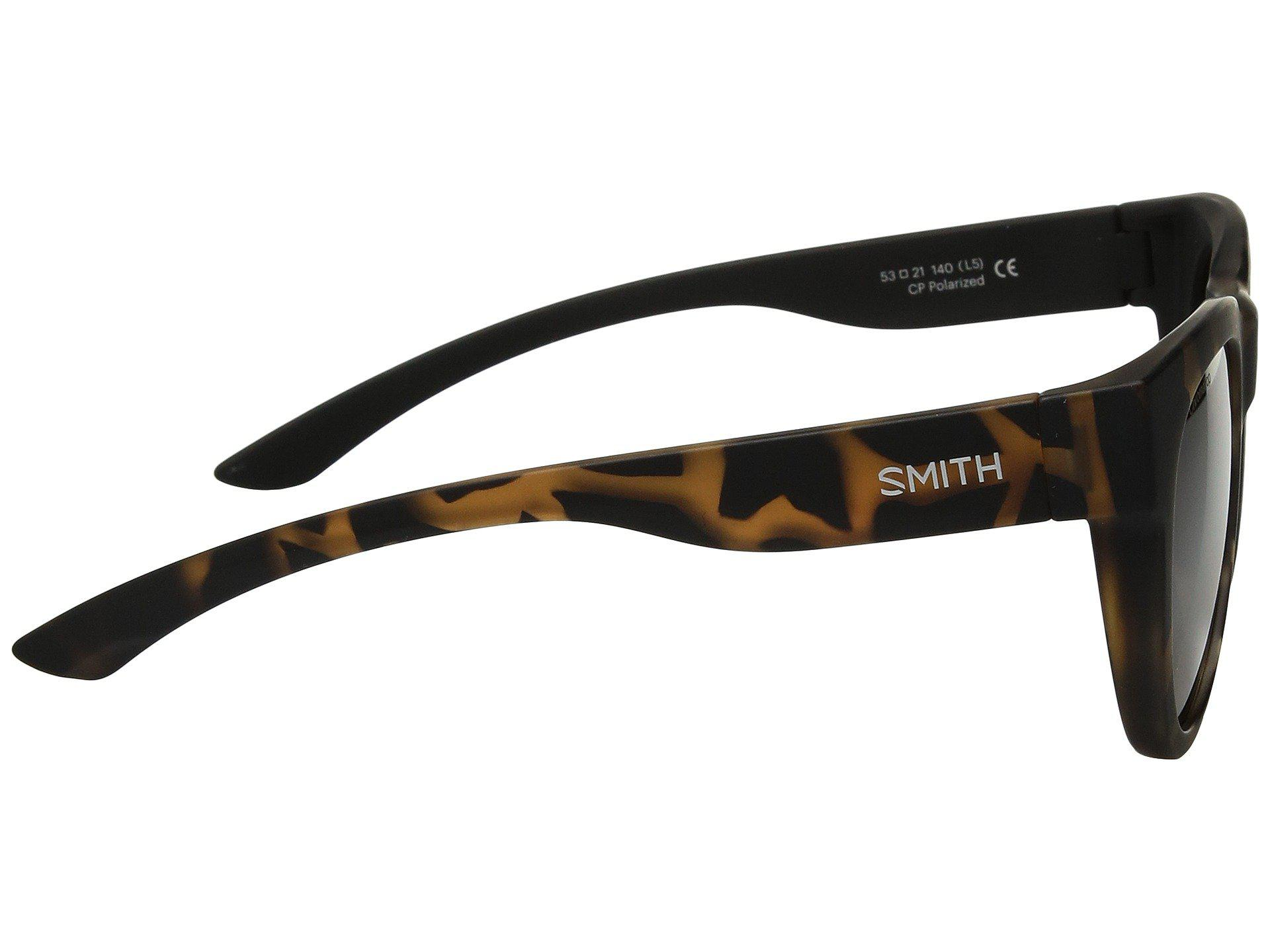 a30535757a Smith Optics - Brown Crusader (matte Black gray Green Chromapoptm Polarized  Lens) Athletic. View fullscreen