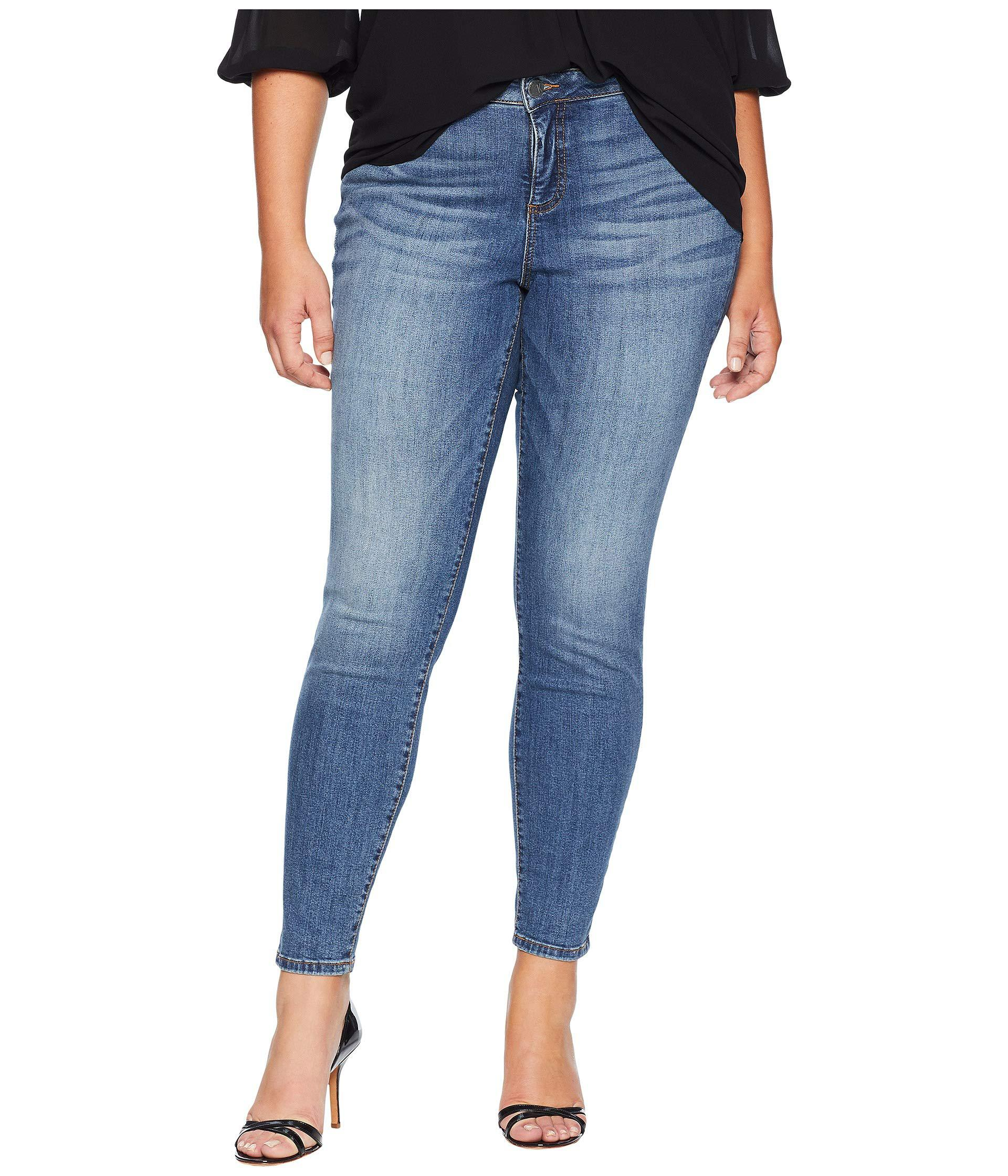 faa4d3a21d2 Lyst - Kut From The Kloth Plus Size Diana Kurvy Skinny Jeans In ...