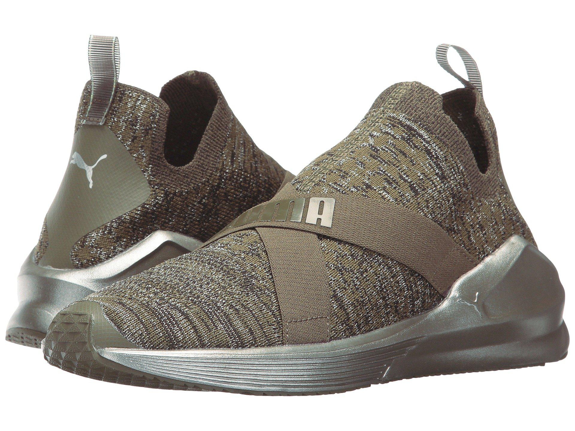 Lyst - Puma Fierce Evoknit Metallic in Metallic for Men 77104ba66fb