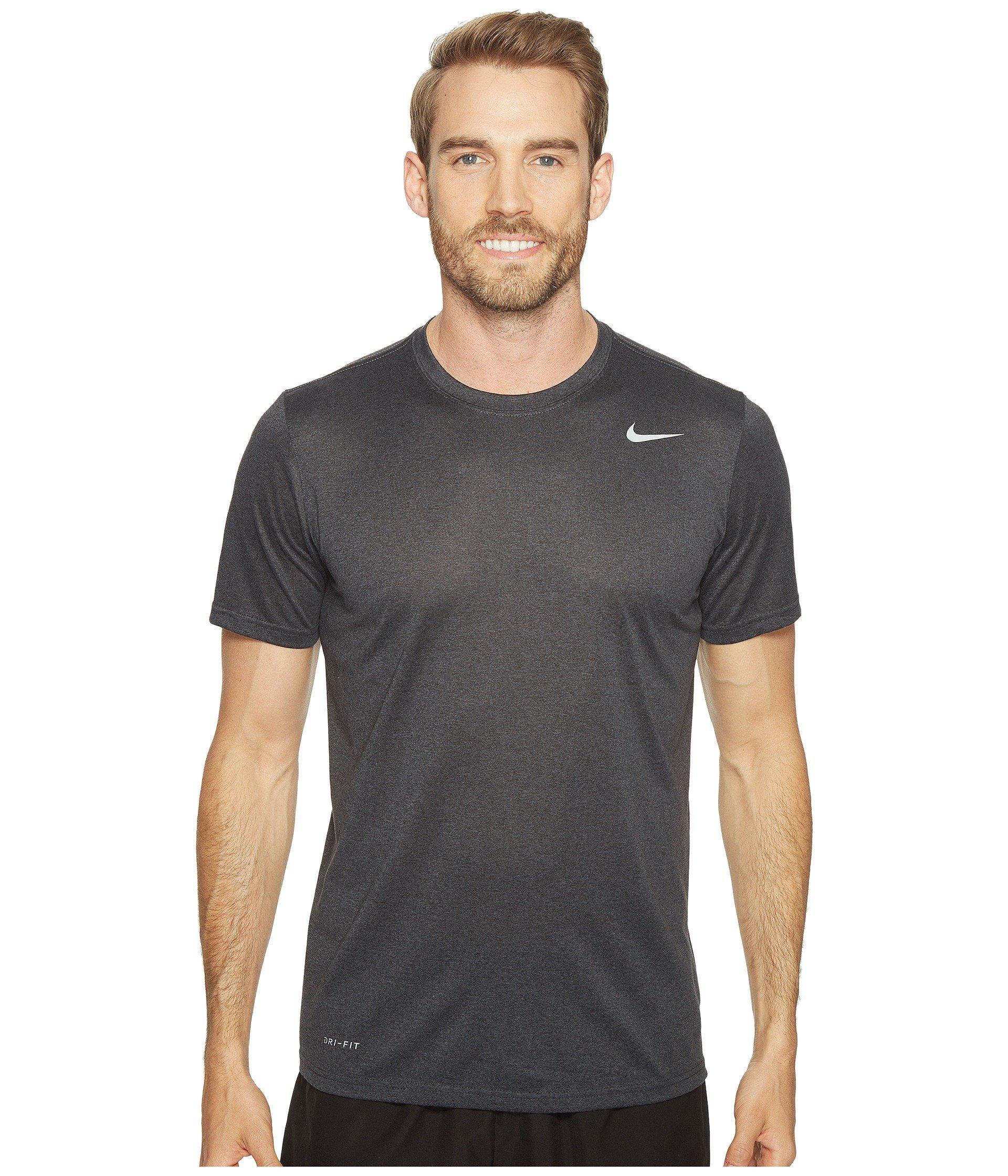 f1894f3e Lyst - Nike Big Tall Legend 2.0 Short Sleeve Tee (obsidian/black ...
